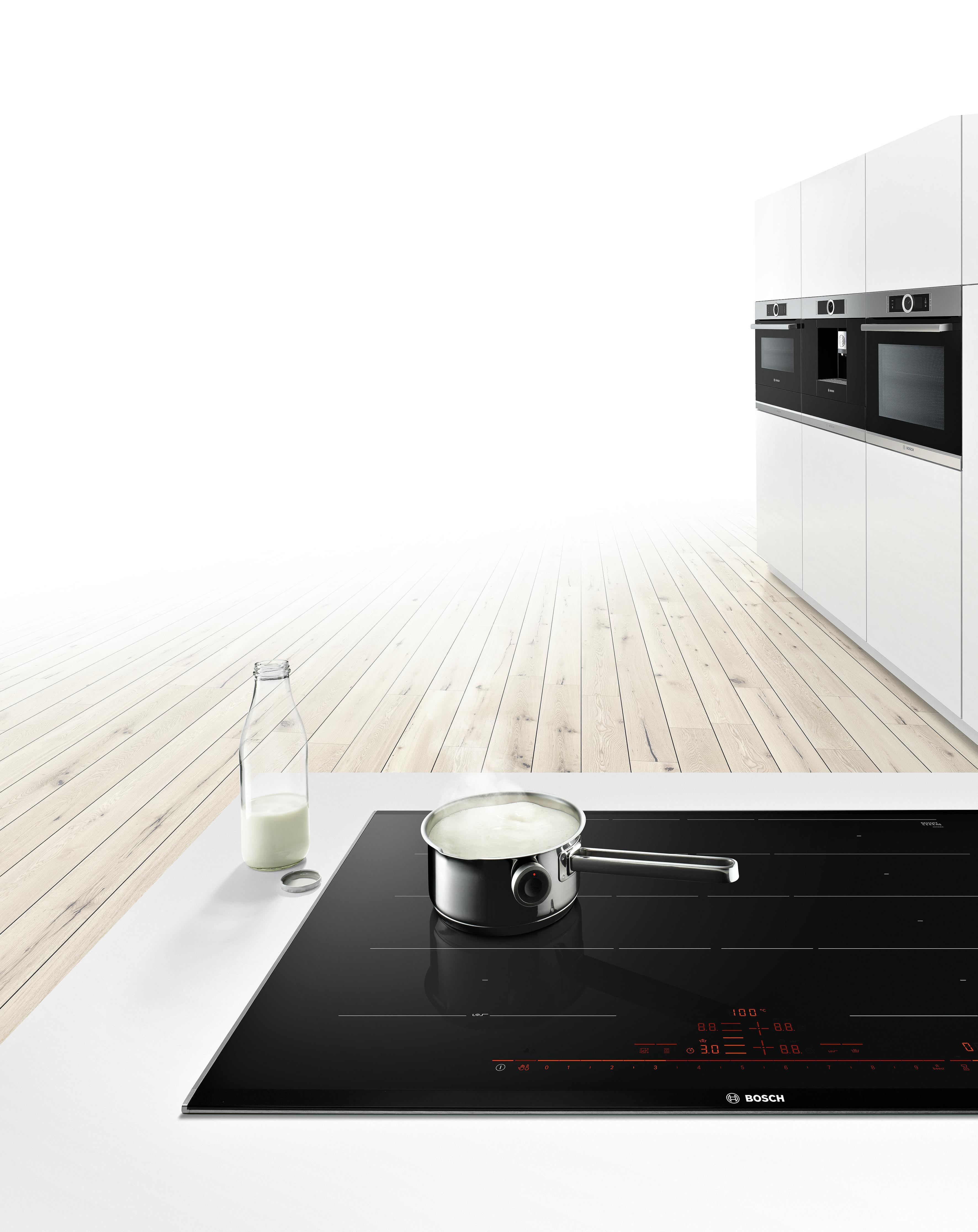 innovationen f r perfekte ergebnisse mit den neuen hausger ten von bosch besser kochen k hlen. Black Bedroom Furniture Sets. Home Design Ideas