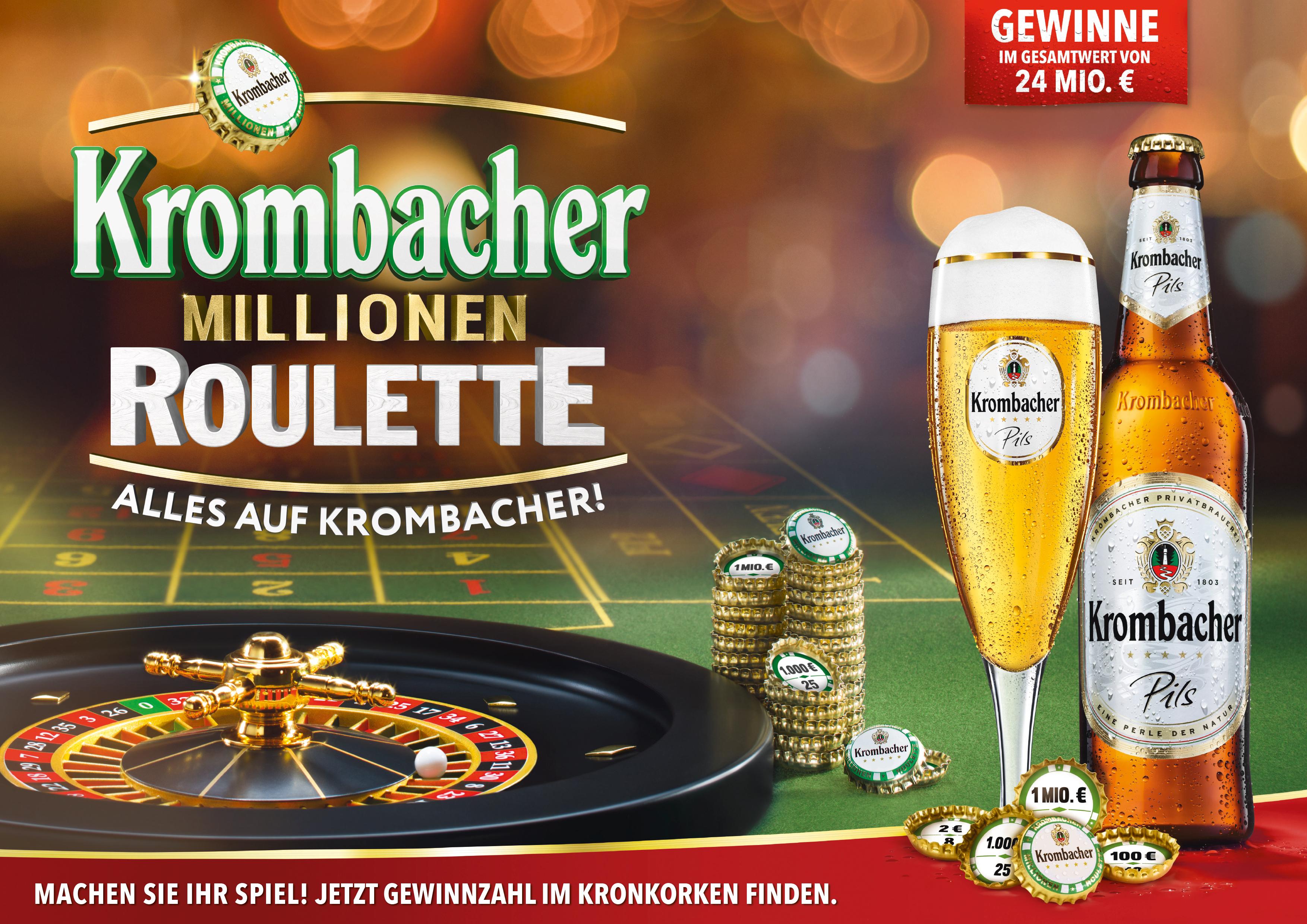 Www.Krombacher.De Roulette