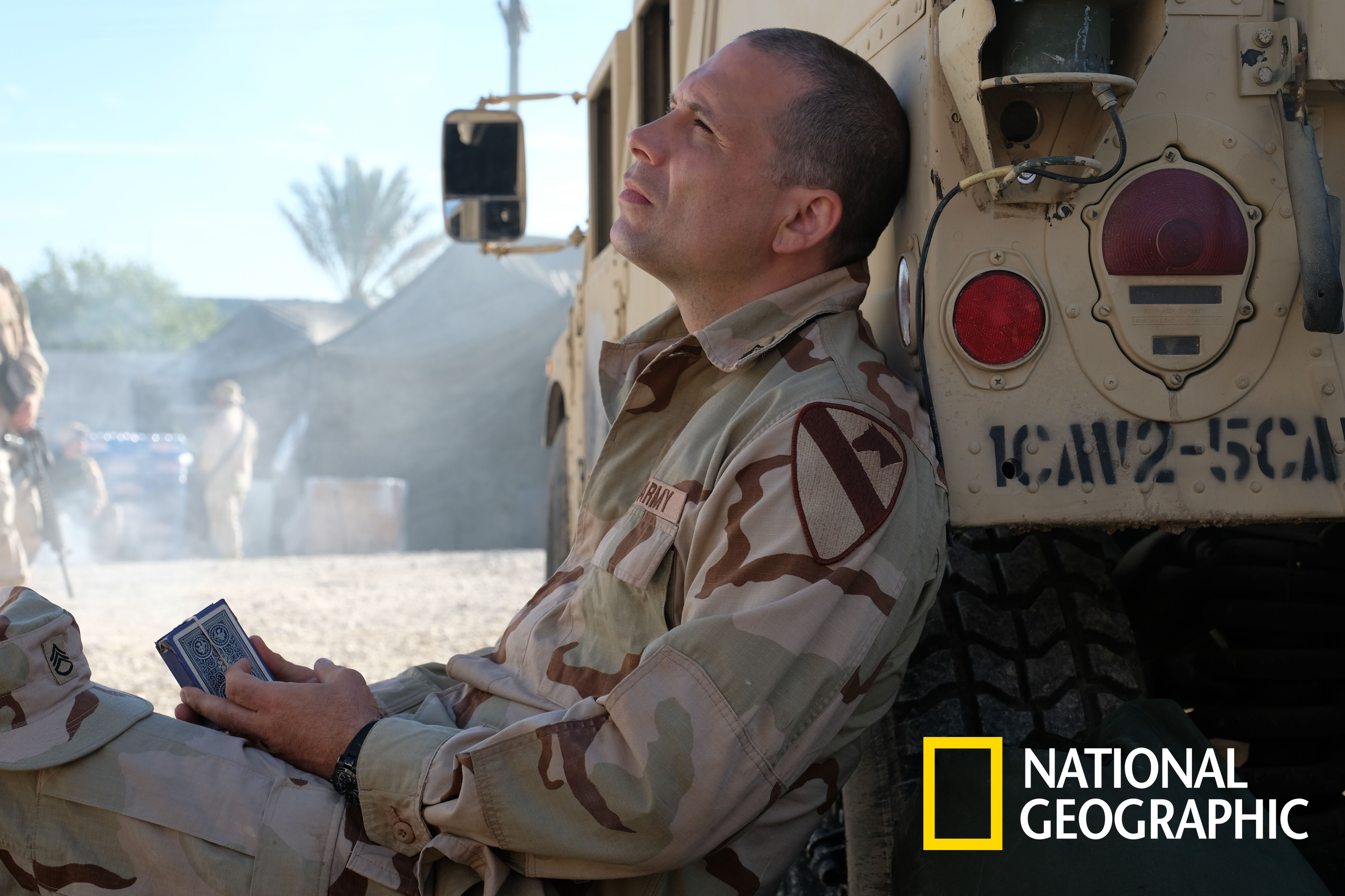 National Geographic Startet Neue Eventserie The Long Road Home