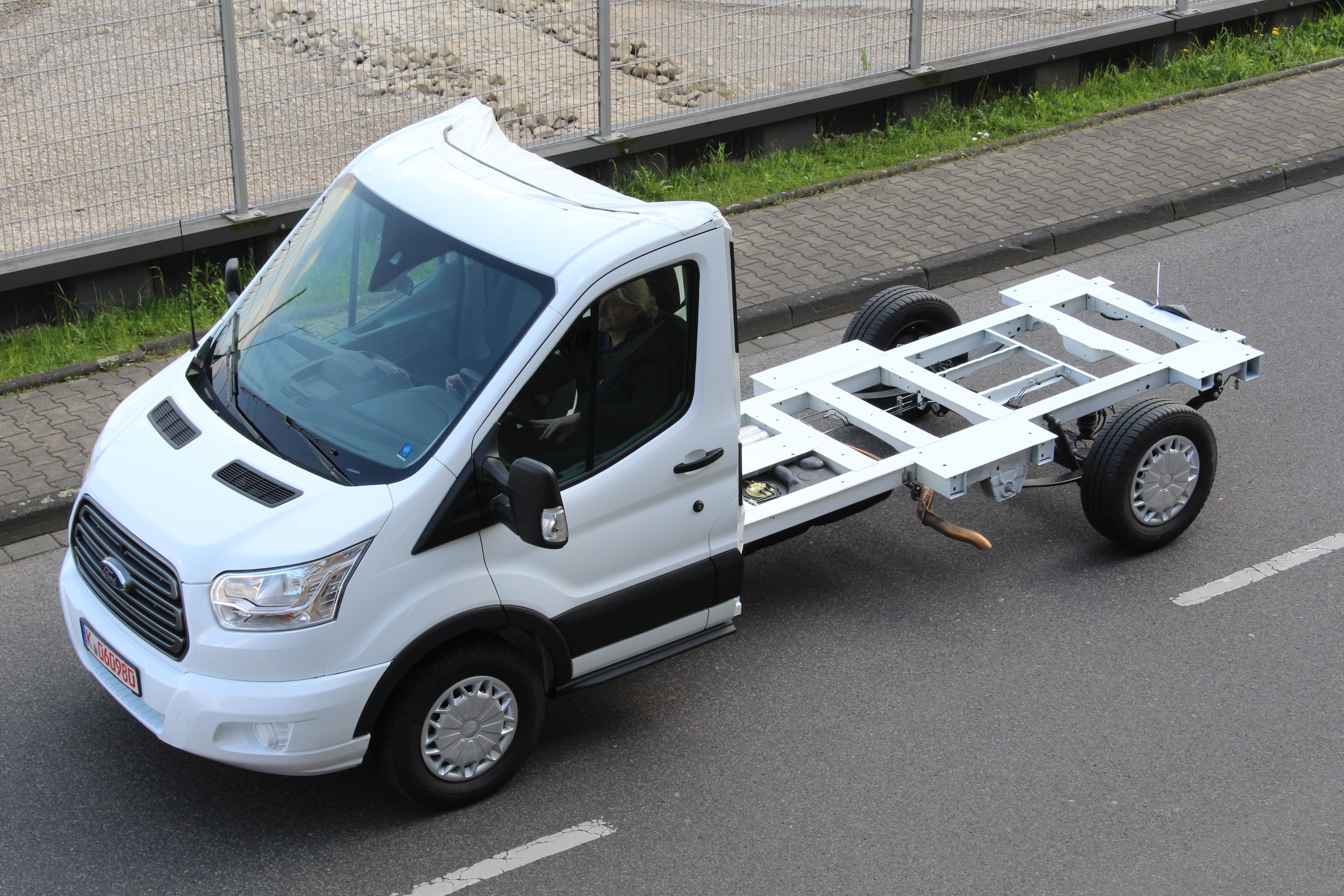 ▷ Ford mit drei Weltpremieren auf dem Caravan Salon 2014 | Presseportal
