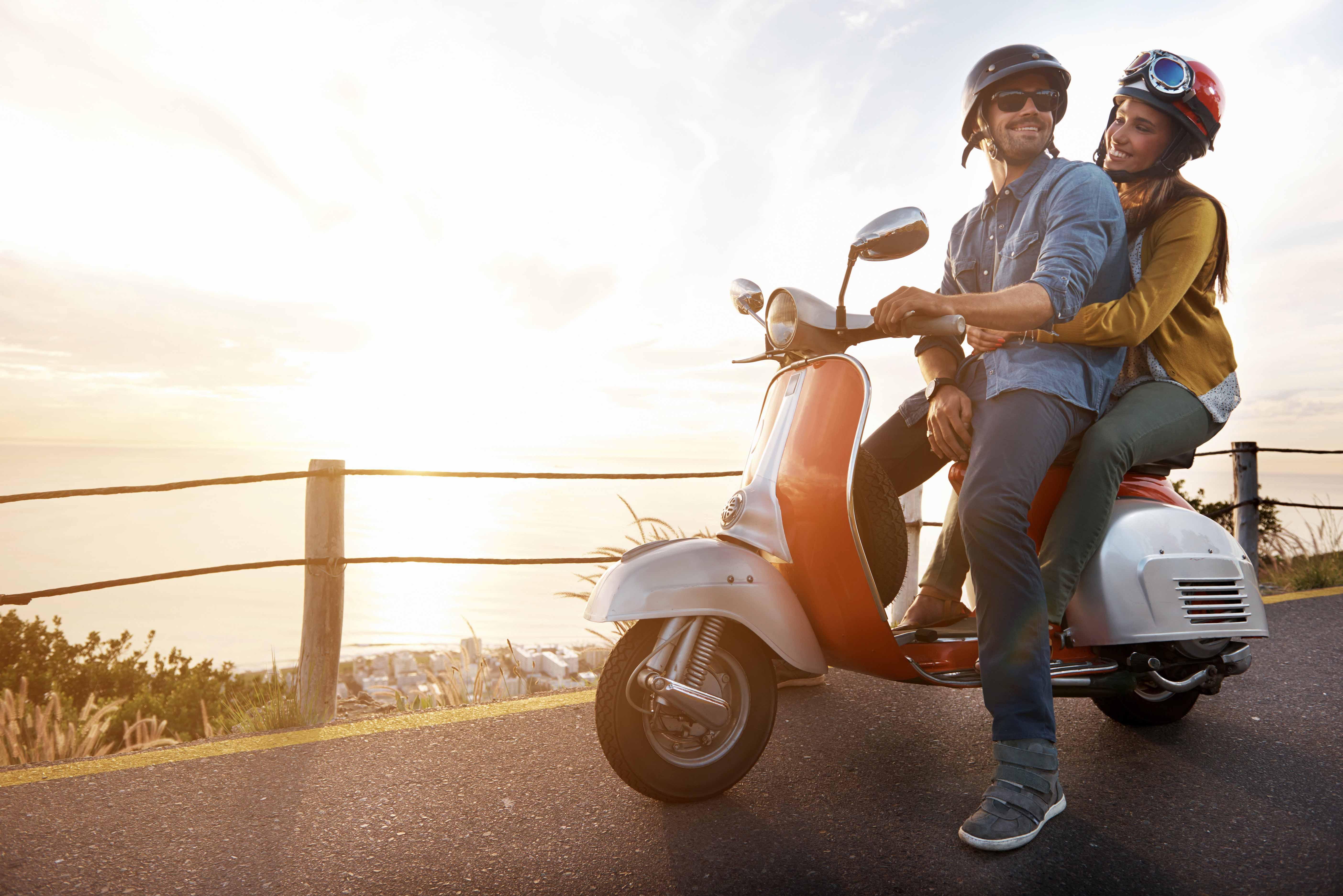 roller mofa moped e bike co bequem online versichern