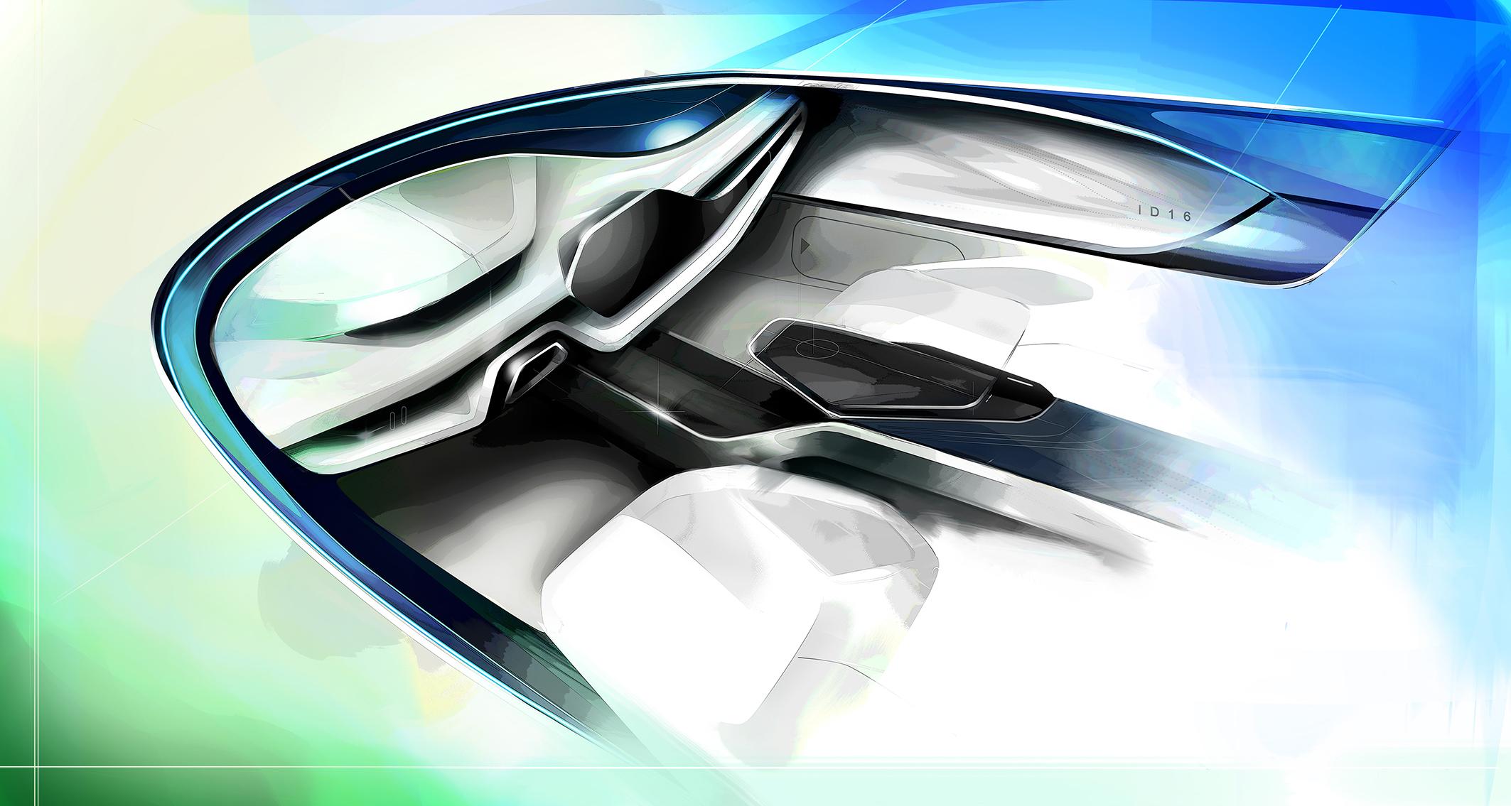 Yanfeng Automotive Interiors Zeigt Den Fahrzeuginnenraum Der Zukunft Neues Konzeptfahrzeug Id