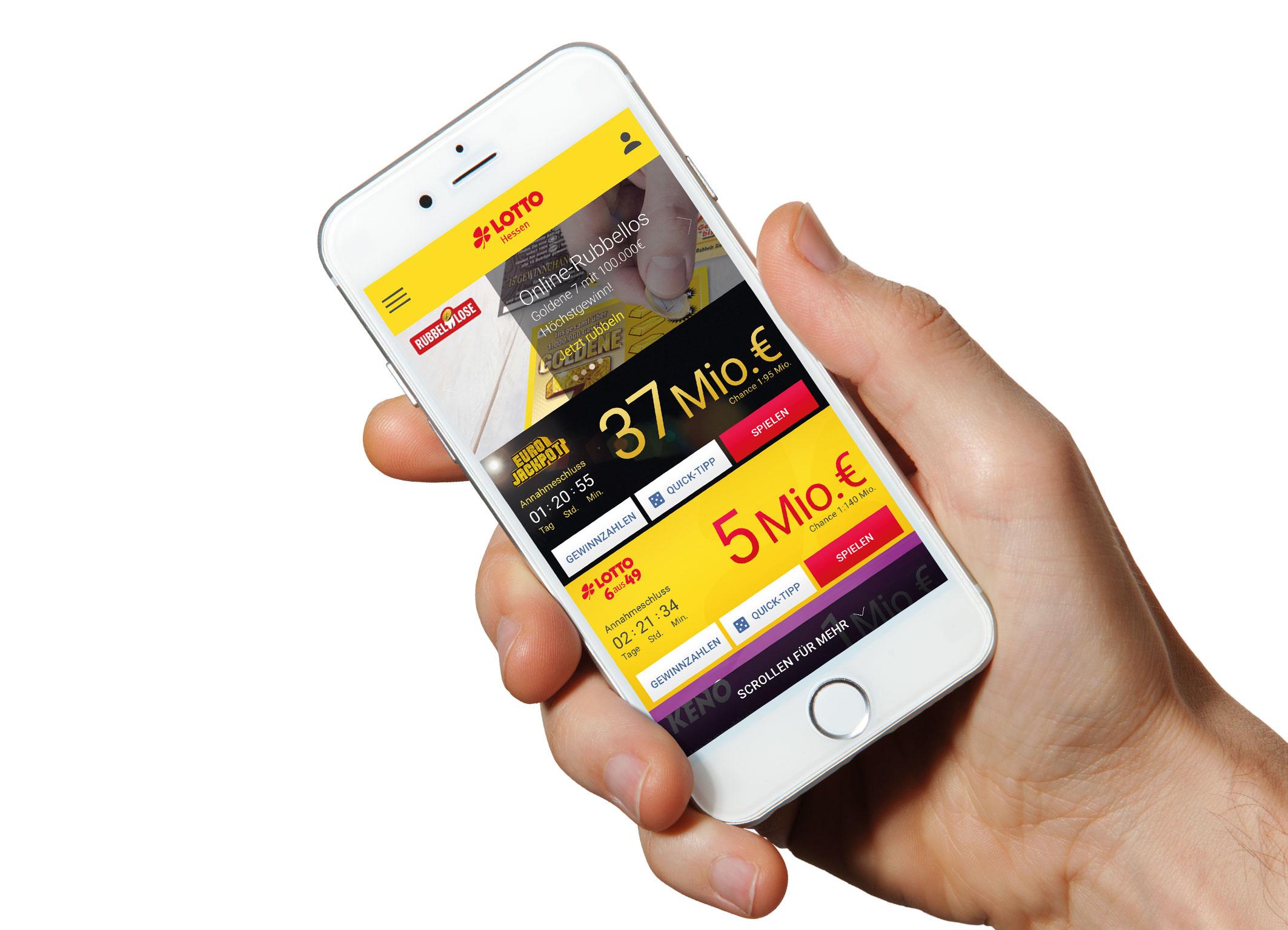 Lotto Hessen App