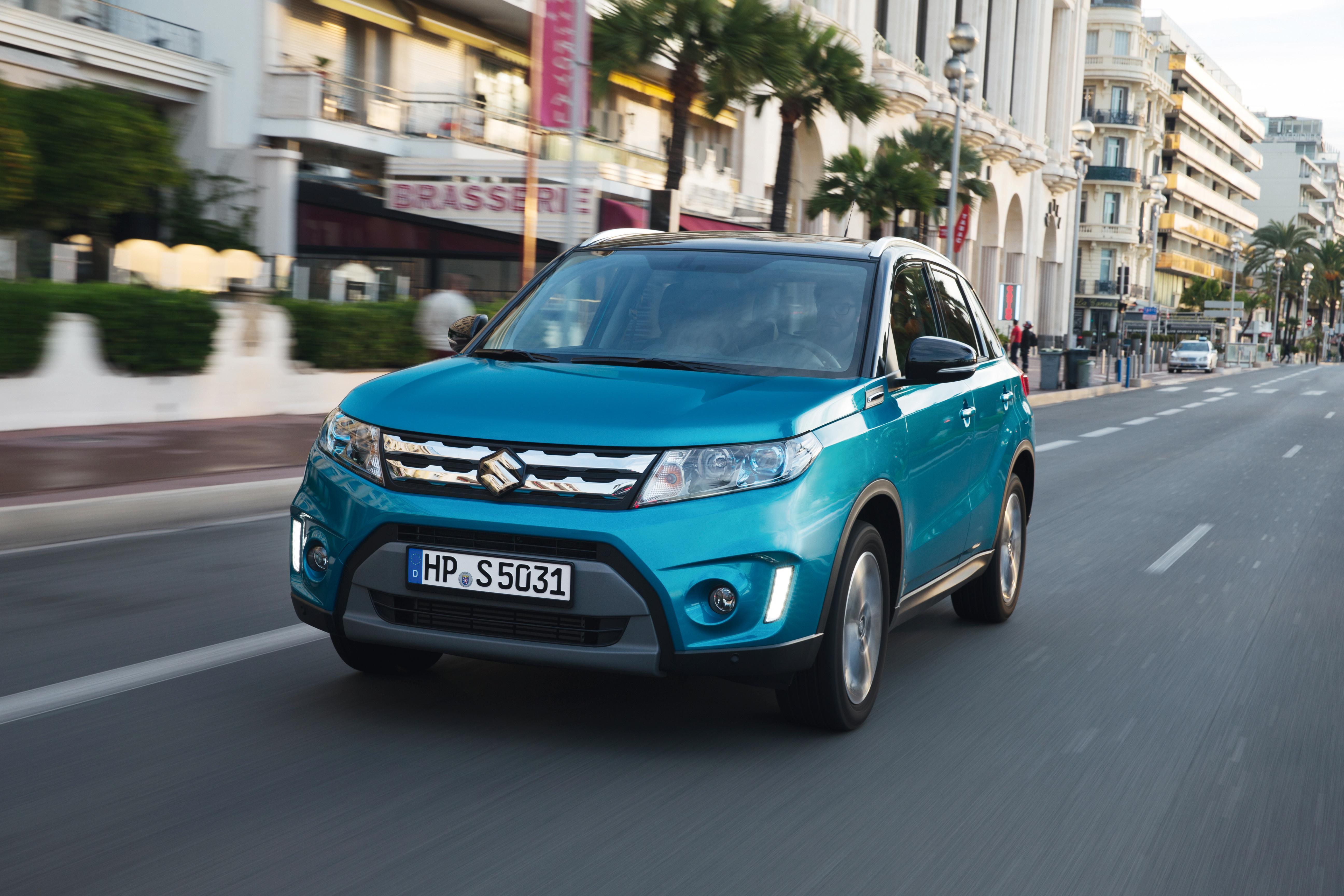 Suzuki Verkundet Preise Und Ausstattungslinien Fur Den Neuen Vitara
