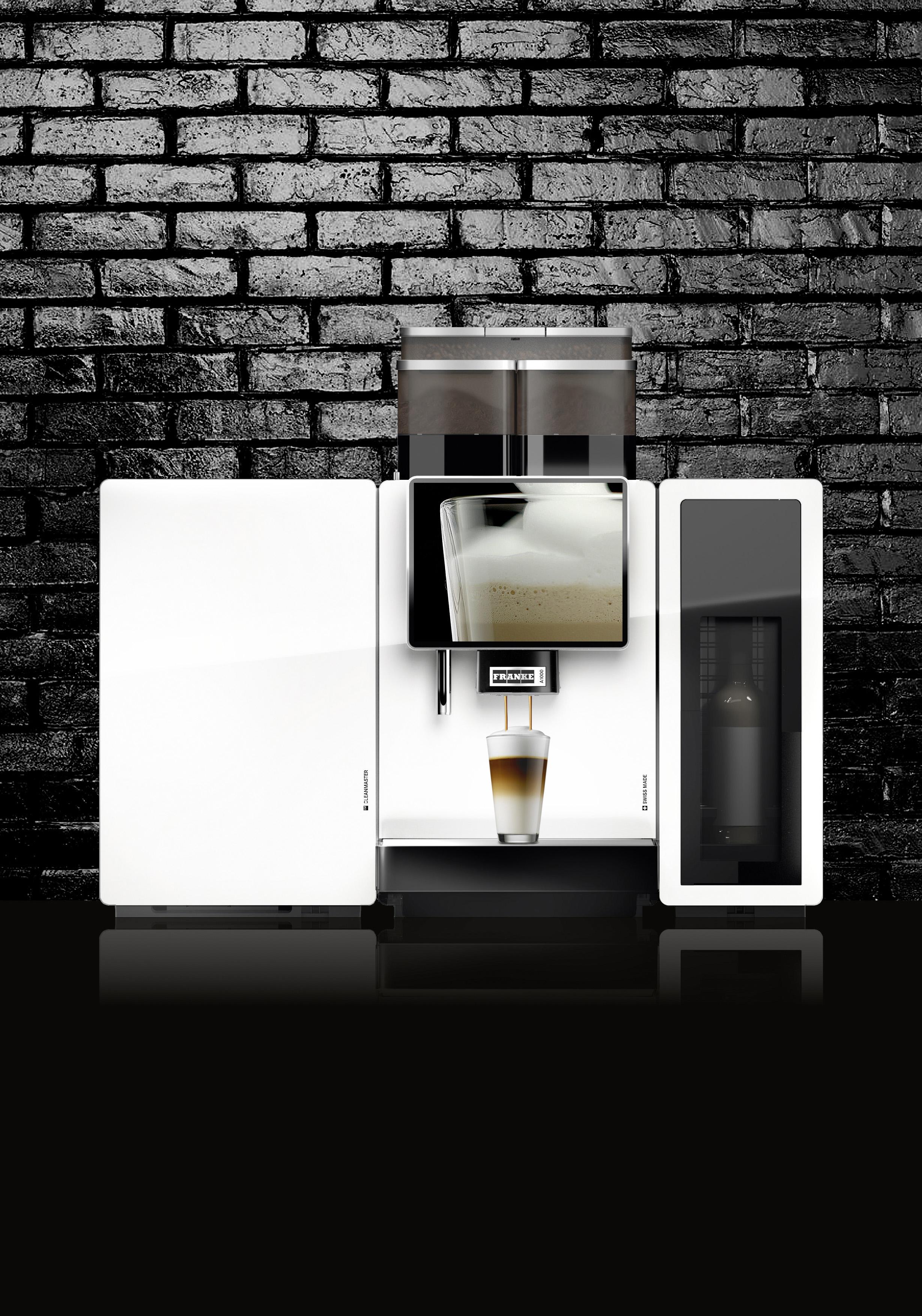 die neue a1000 die neue genuss dimension medienmitteilung franke coffee systems. Black Bedroom Furniture Sets. Home Design Ideas