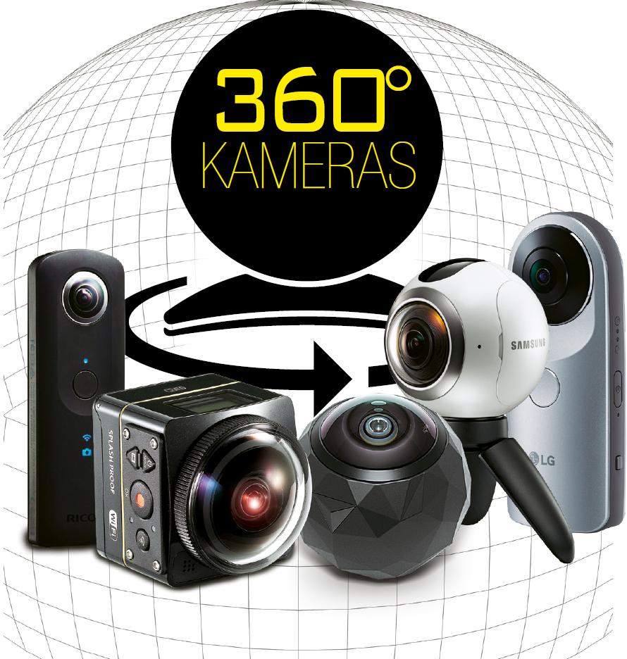 computer bild 360 grad kameras im test panoramablick top. Black Bedroom Furniture Sets. Home Design Ideas