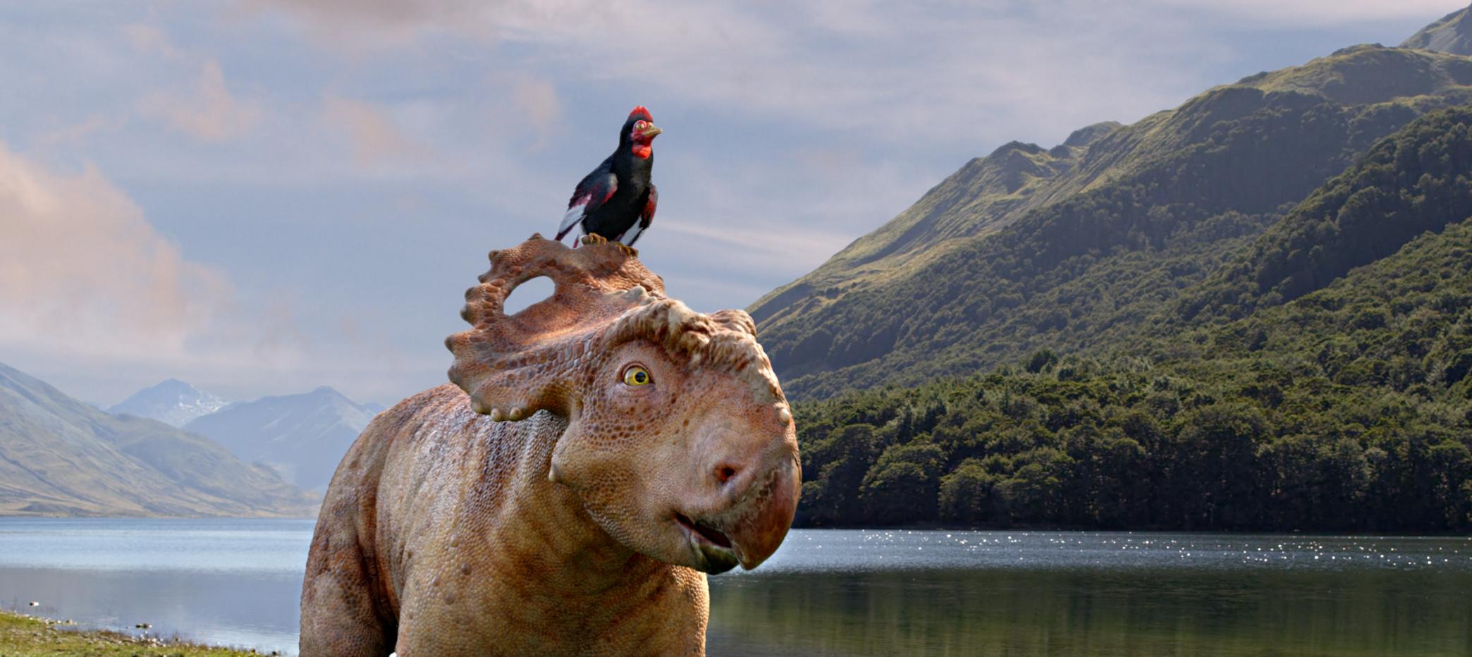 Dinosaurier - Im Reich Der Giganten 2013