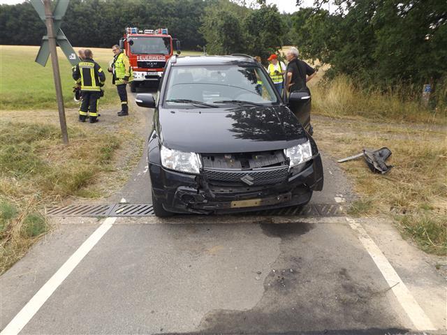 Verkehrsunfall Altenkirchen