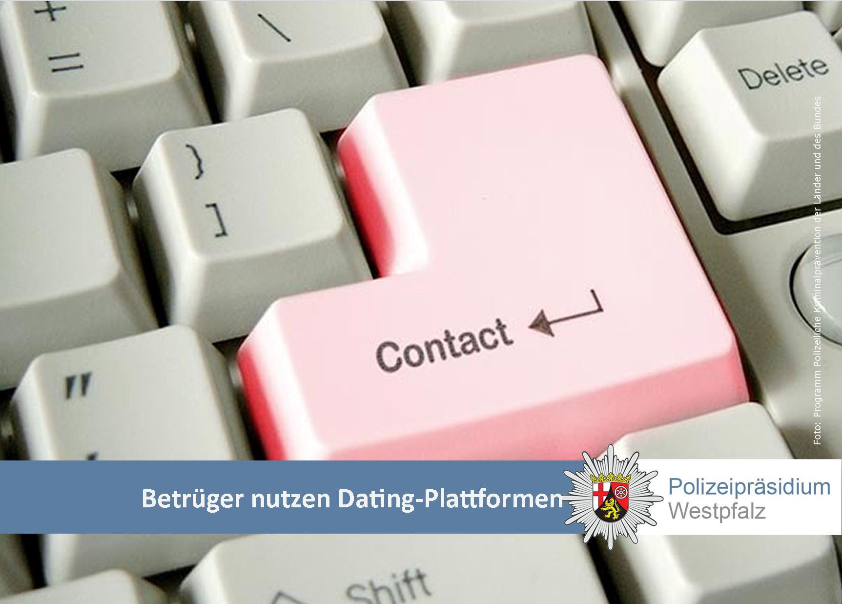 Internet-Dating Betrügereien um Geld