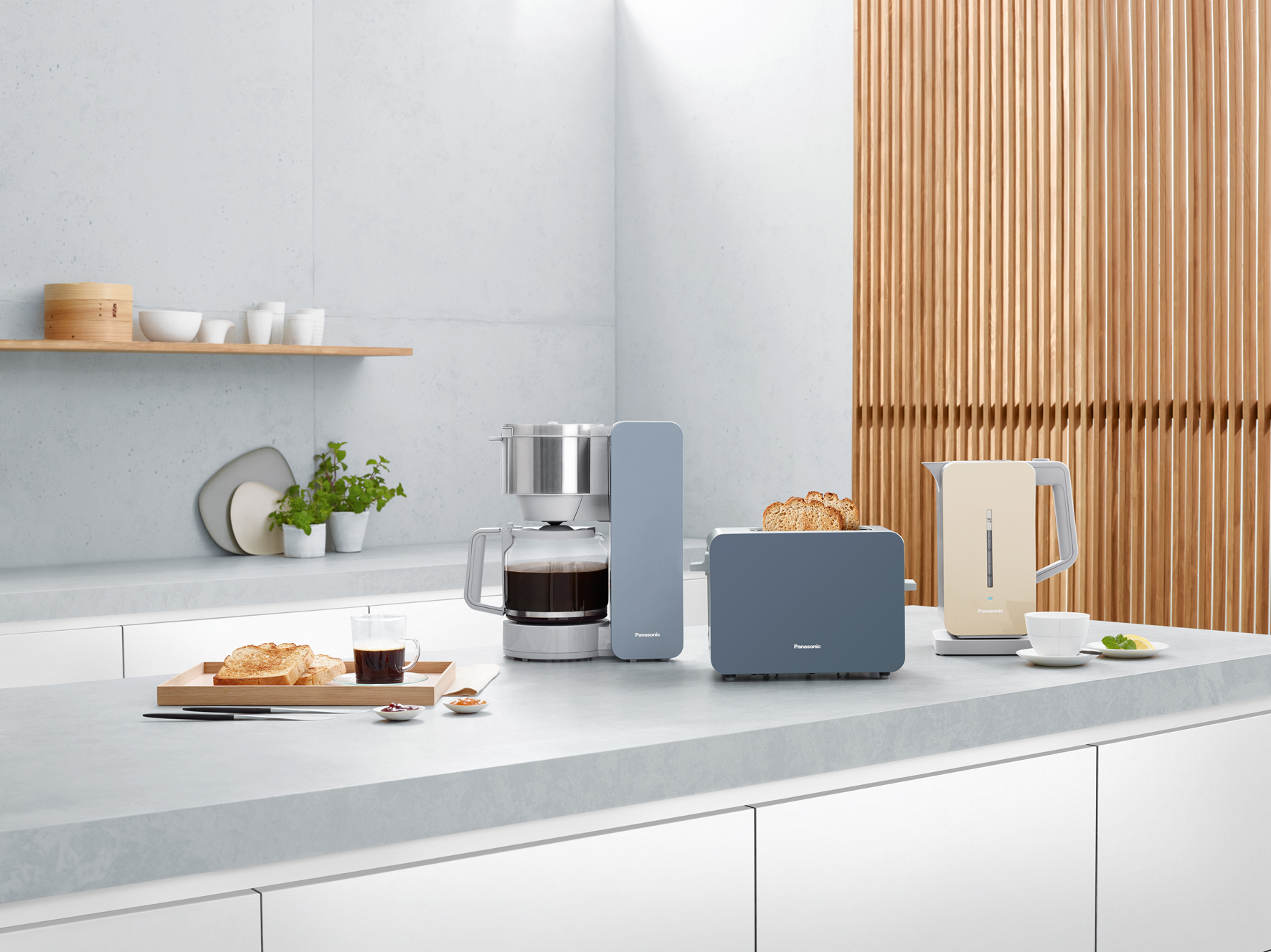 Panasonic auf der IFA 2016: Edle Design-Accessoires für die Küche ...