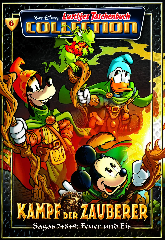 Egmont Ehapa Launcht Toy Story Magazin: Magisches Im Lustigen Taschenbuch Collection