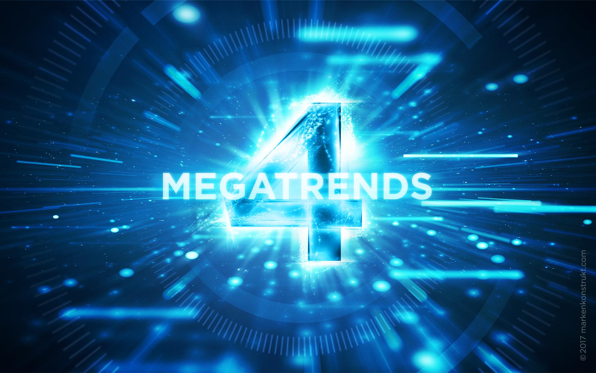 Die 4 Megatrends der Digitalisierung | Pressemitteilung