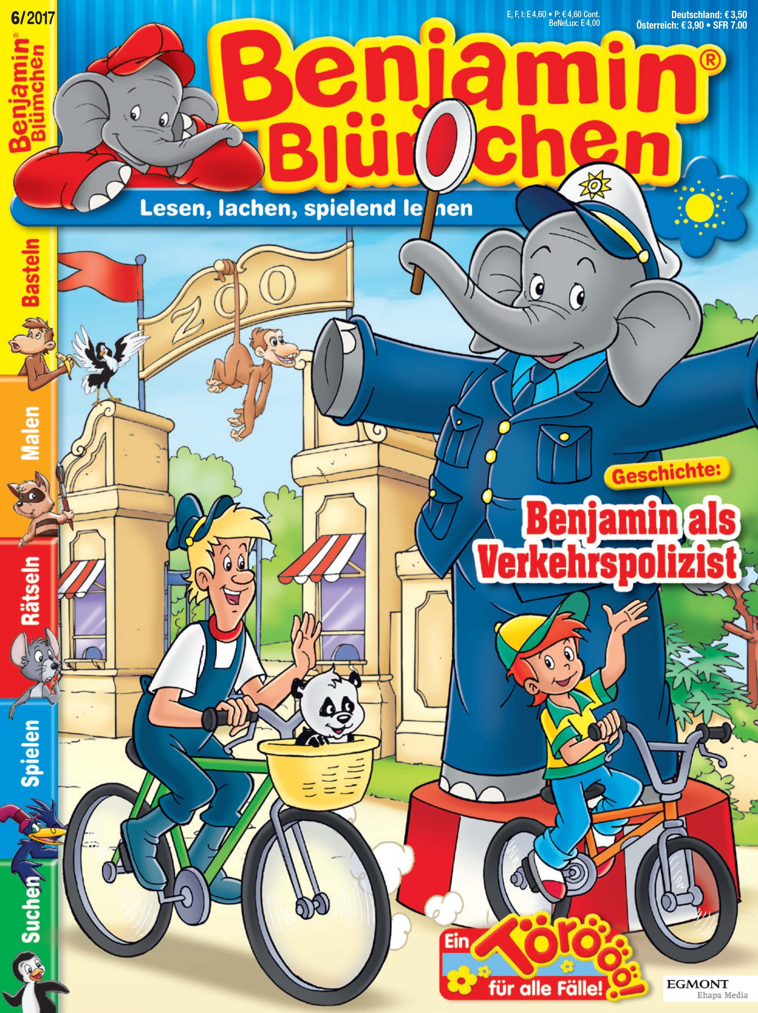 Egmont Ehapa Launcht Toy Story Magazin