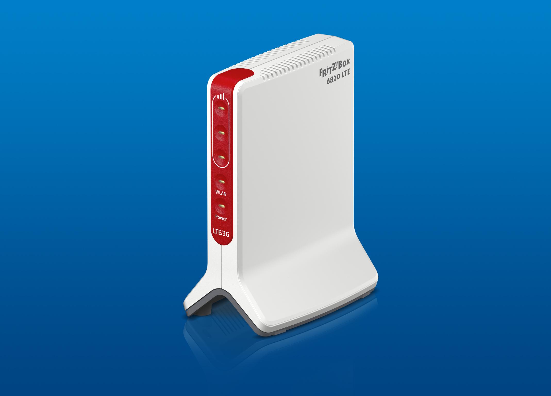 neue fritz box 6820 lte schnelles internet in allen lte. Black Bedroom Furniture Sets. Home Design Ideas