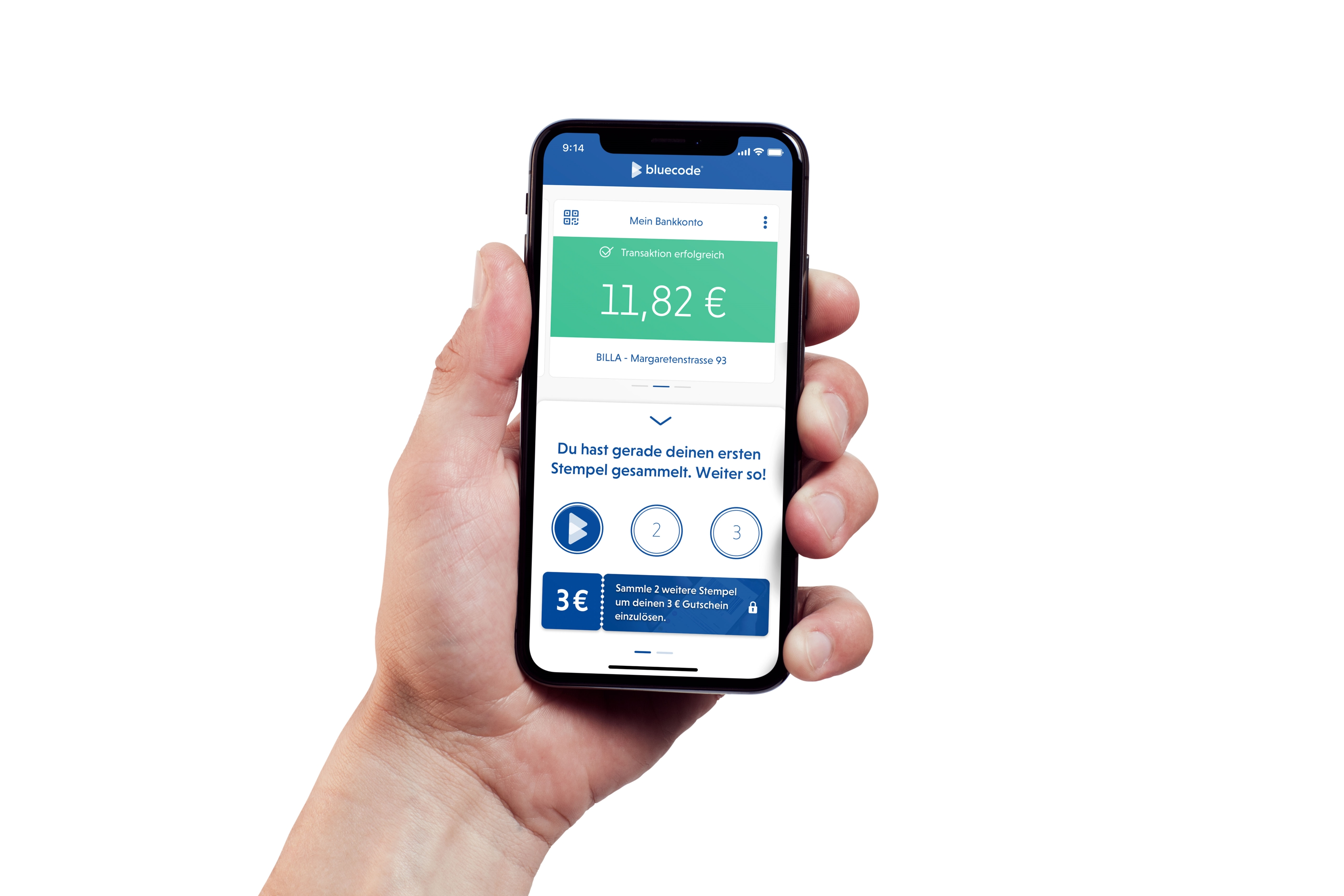 Start Einer Europaweiten Mobile Payment Initiative Bluecode