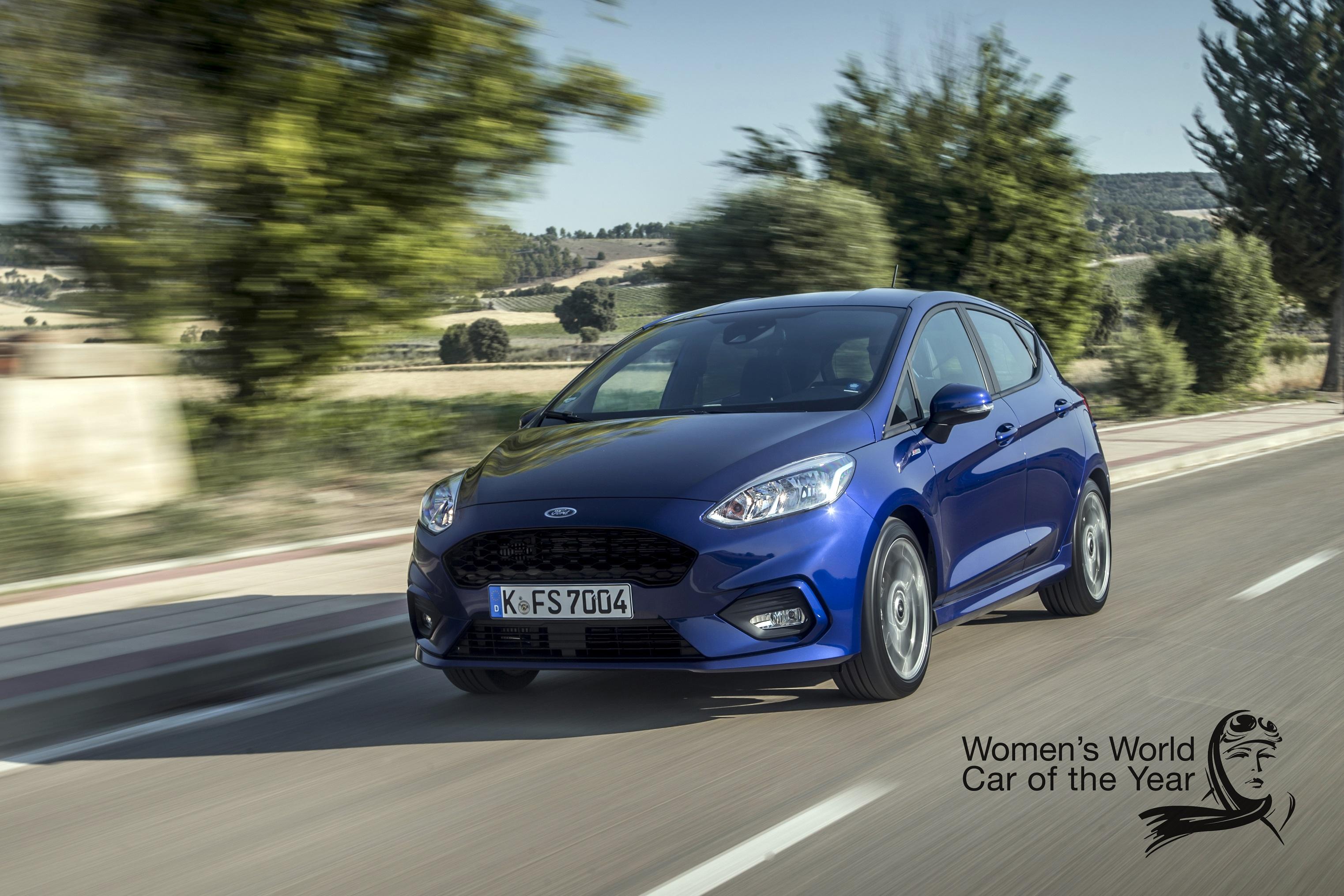 Neuer Ford Fiesta Ist QuotWomen039s World Car