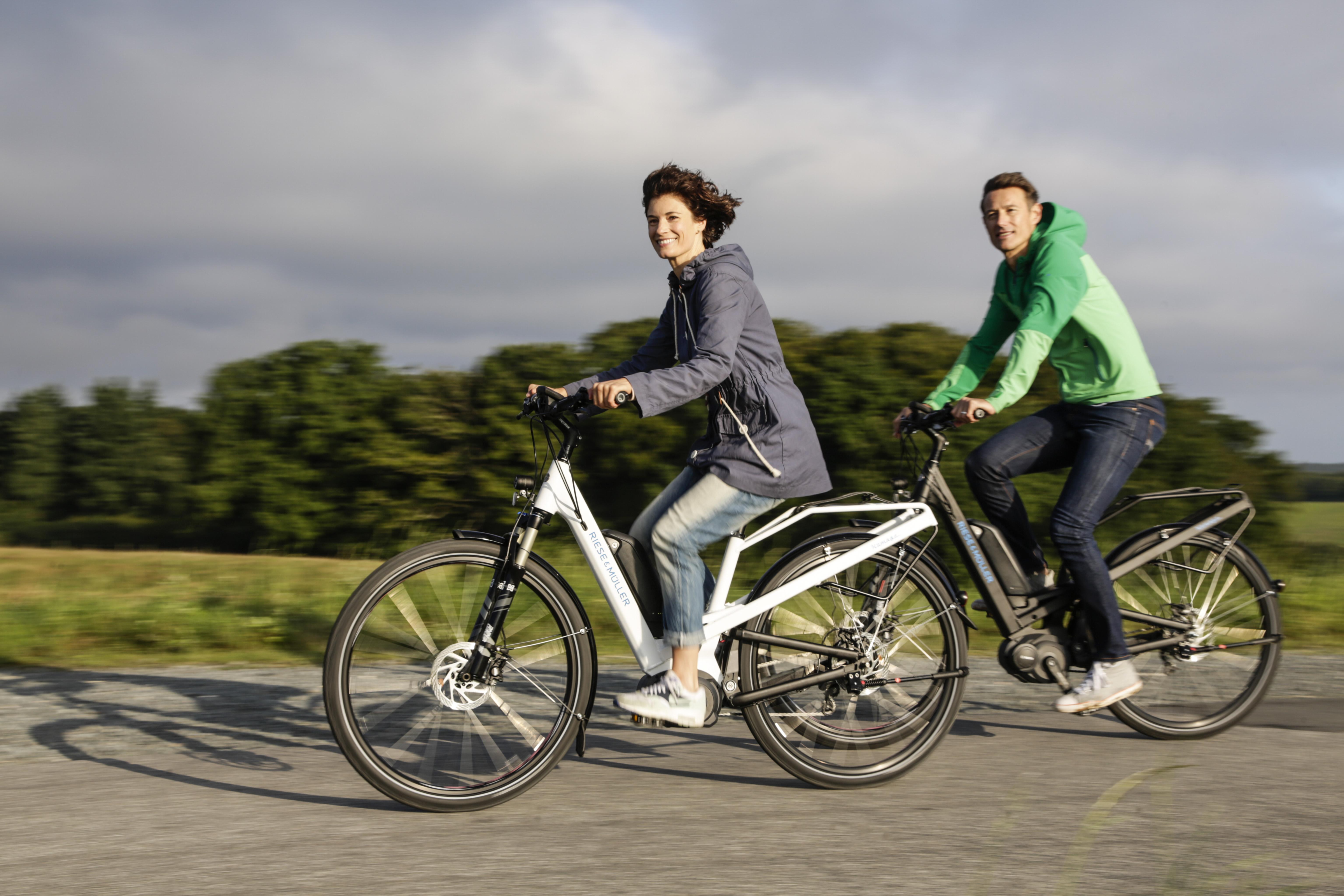 eurobike 2014 premium e bike hersteller riese m ller. Black Bedroom Furniture Sets. Home Design Ideas