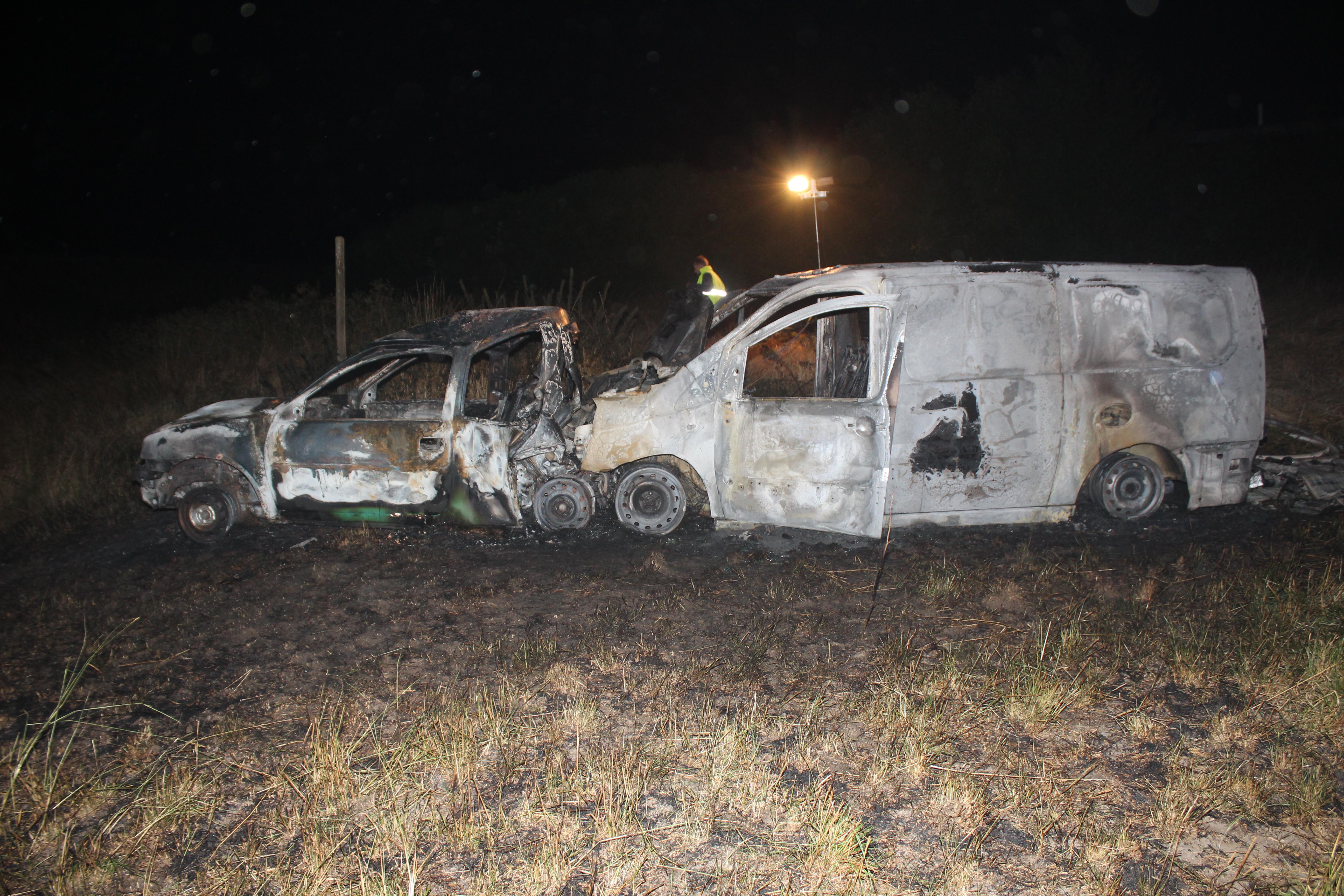 ▷ POL-PDNW: Mutterstadt, BAB 65, Schwerer Verkehrsunfall mit zwei ...