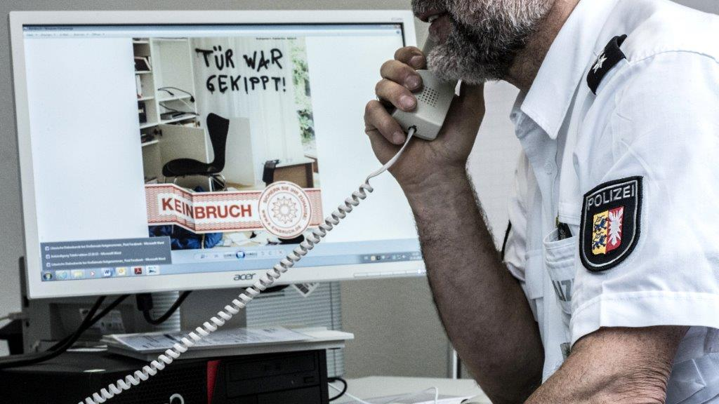 pol se heute telefonaktion einbruchschutz jetzt anrufen polizei informiert jeden. Black Bedroom Furniture Sets. Home Design Ideas