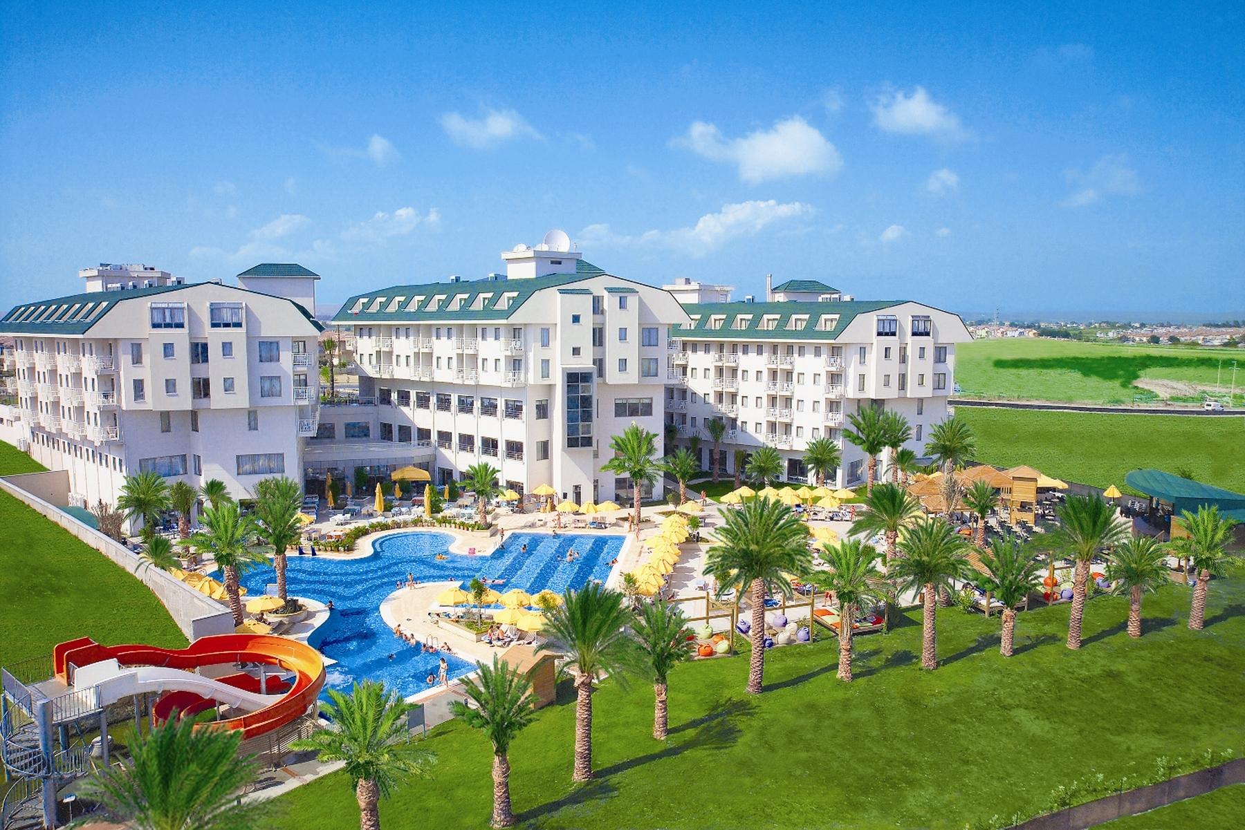 Alltours Expandiert Mit Eigener Hotelkette In Der Turkei Bild