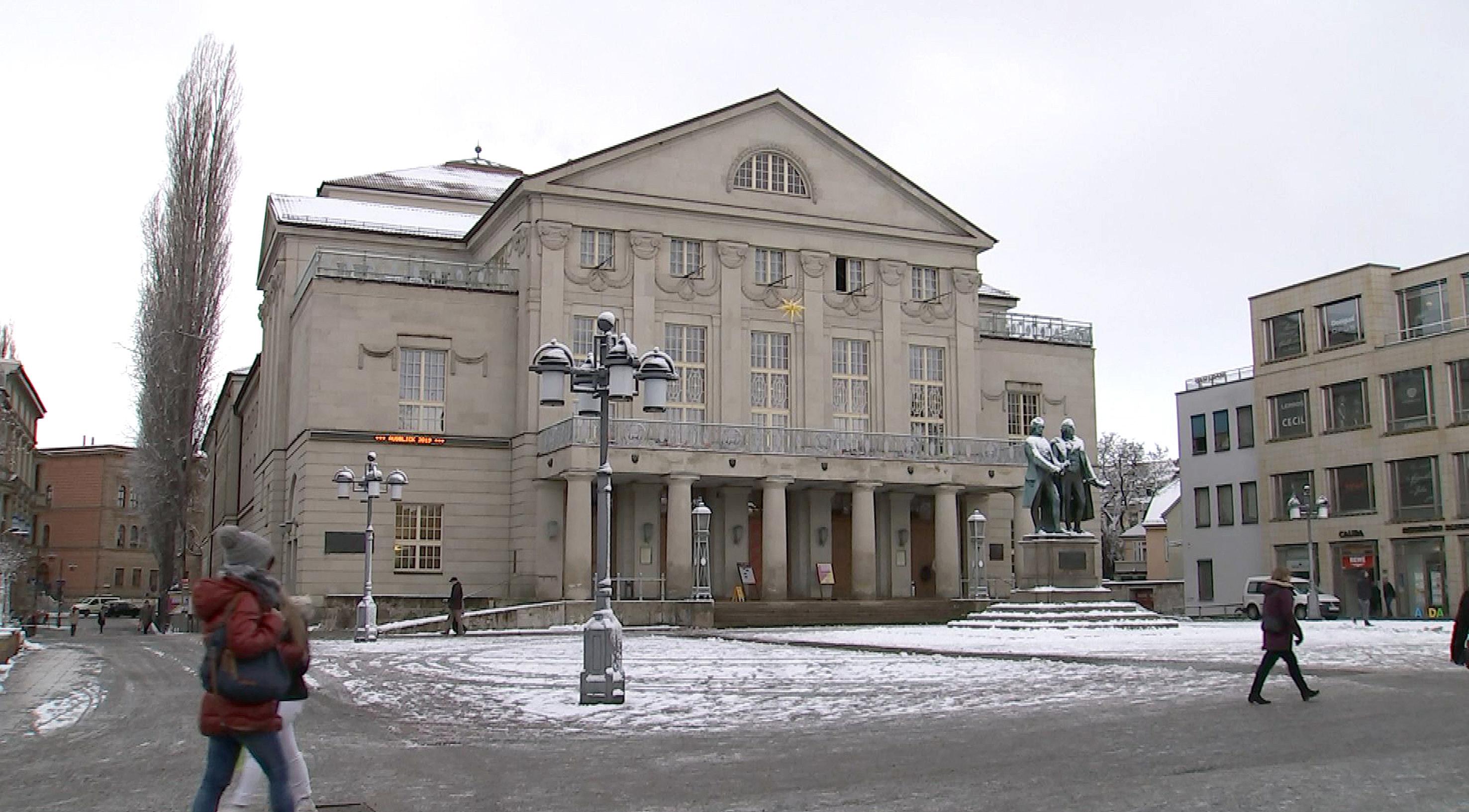 Preis bleibt stabil klassische Schuhe Super Specials ▷ 100 Jahre Weimarer Nationalversammlung: MDR überträgt ...
