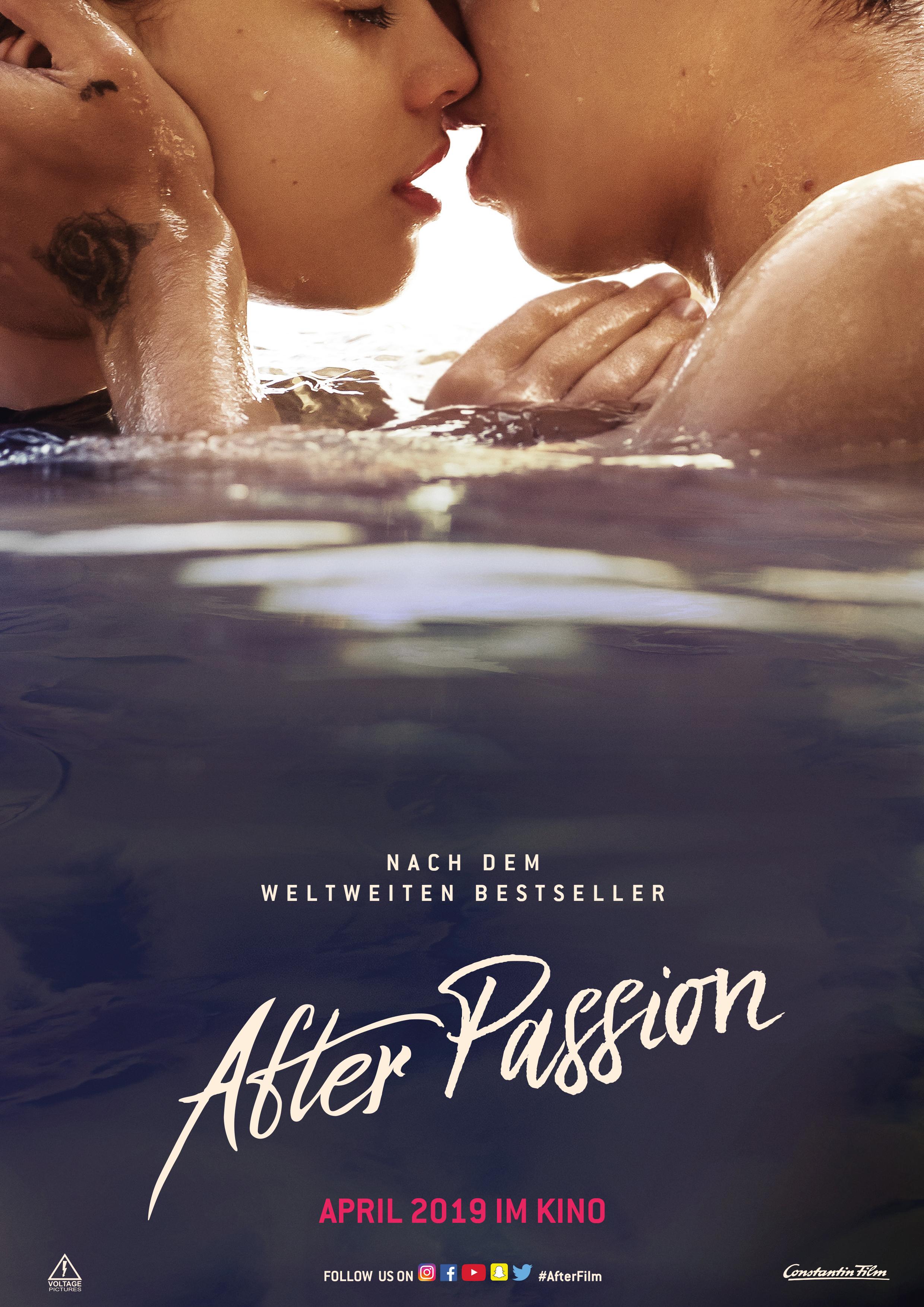 After Passion Ab 11 April 2019 Im Kino Presseportal