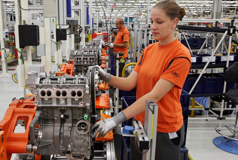 Kleines Kraftpaket von Ford feiert Jubiläum: 250.000ster 1,0-Liter ...