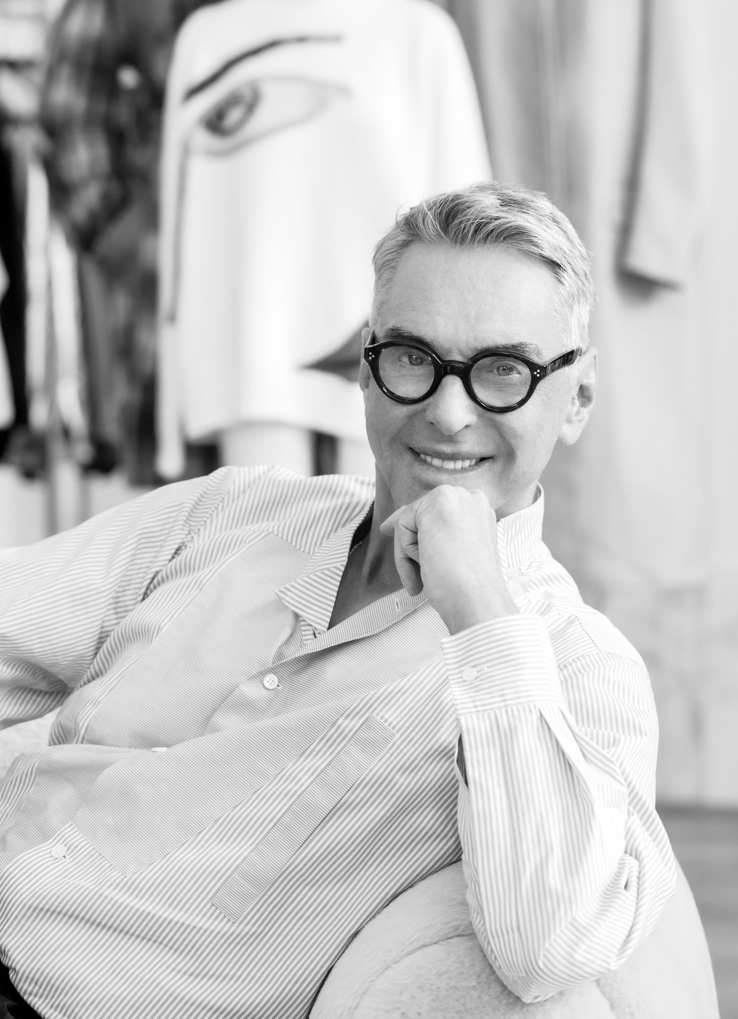 Designer Wolfgang Joop Entwirft Wohnaccessoires Für Aldi