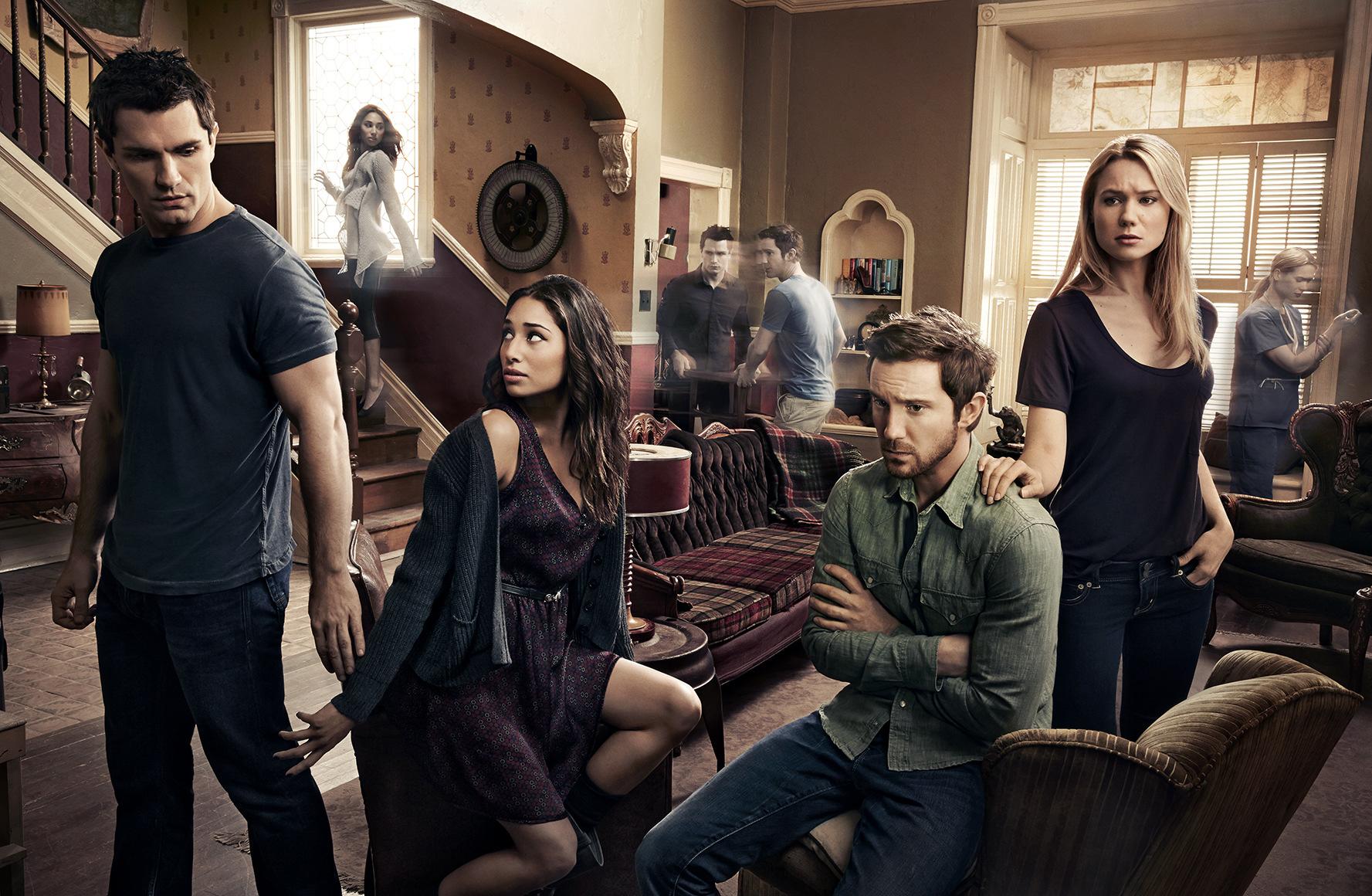 eine wg mit biss sixx zeigt die vierte staffel der us mystery serie being human ab. Black Bedroom Furniture Sets. Home Design Ideas