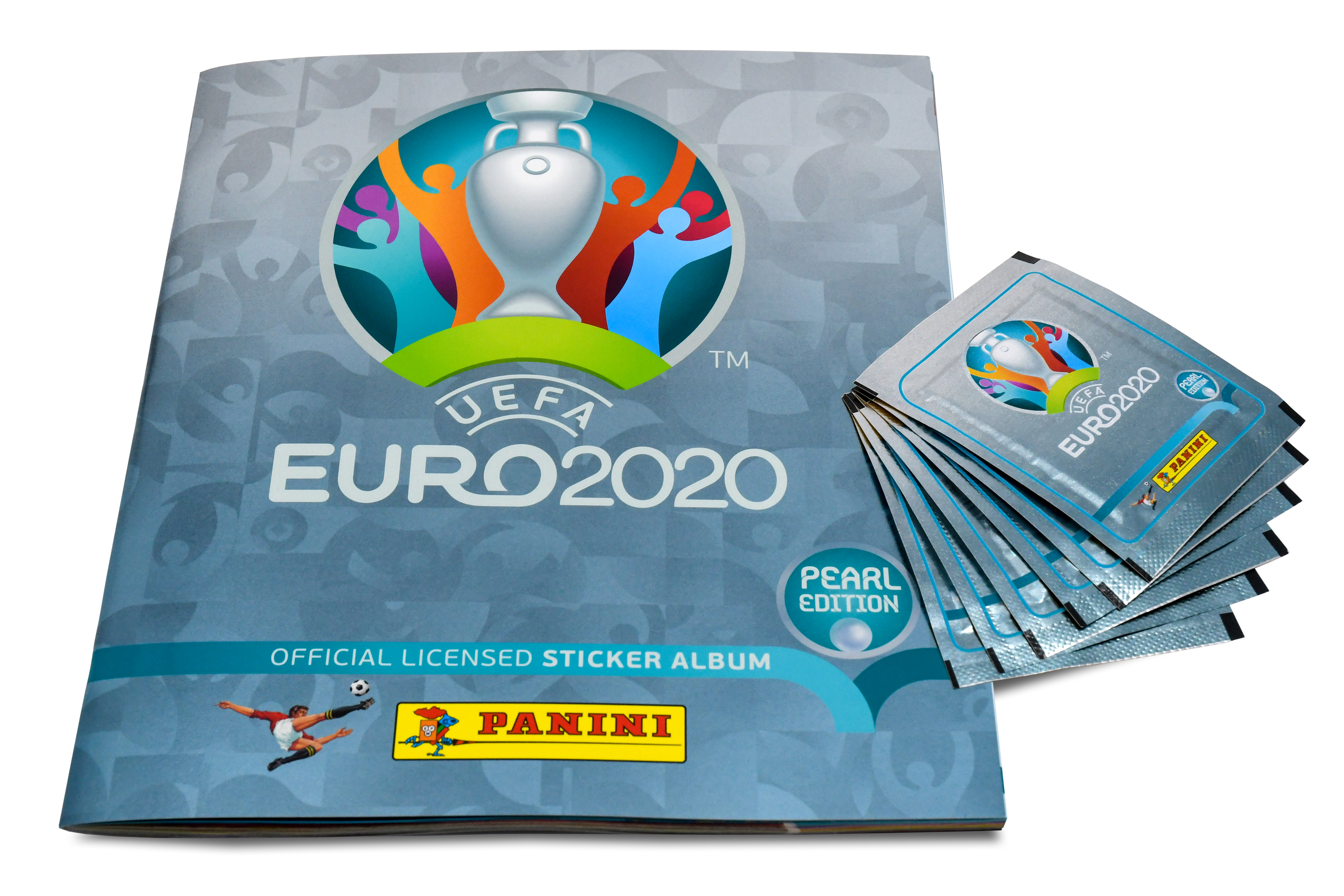 The Uefa Euro 2020tm Pearl Edition Official Sticker Collection Presseportal