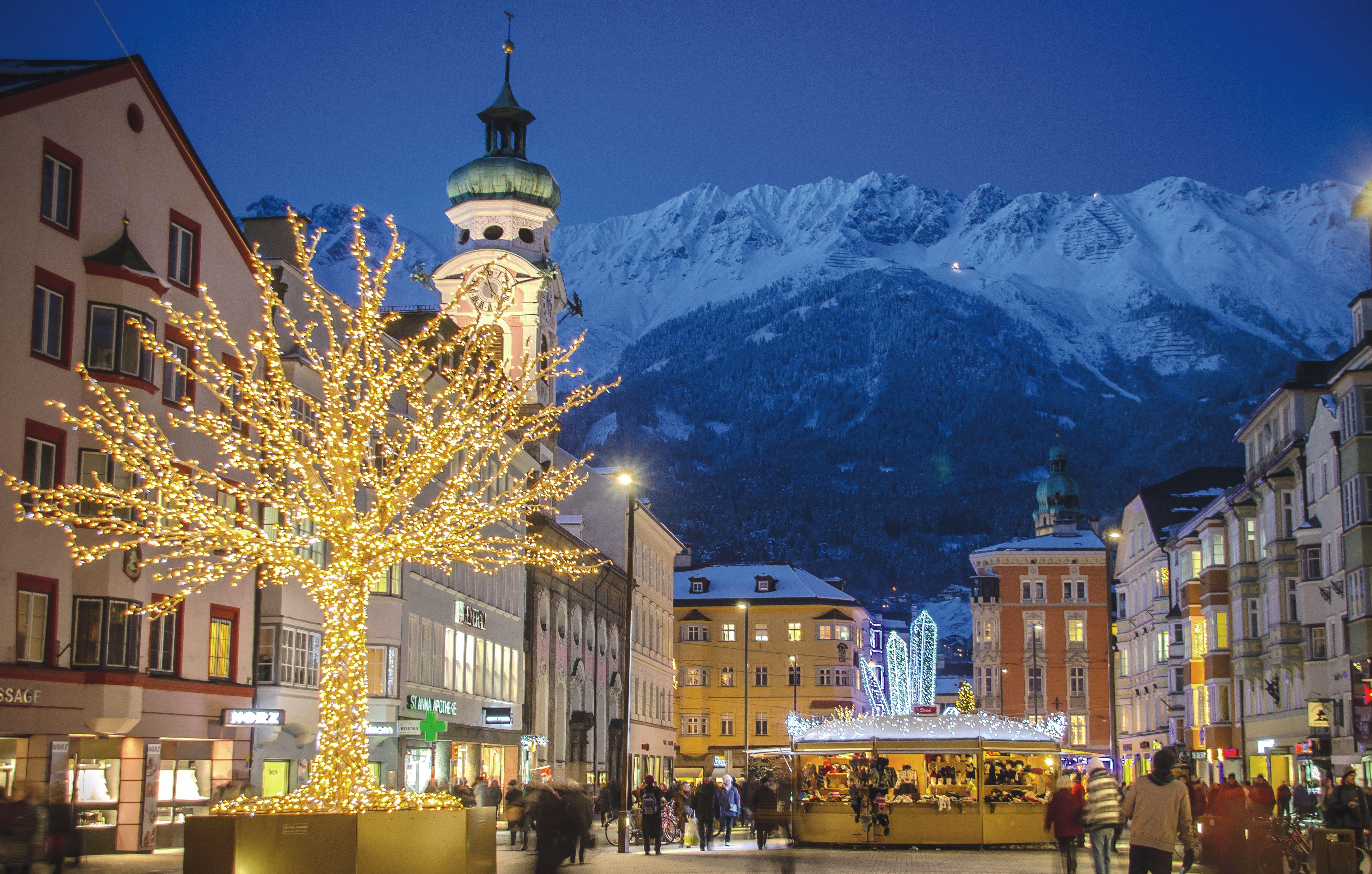 ▷ Einfach himmlisch: Advent und Weihnachten in Innsbruck - BILD ...