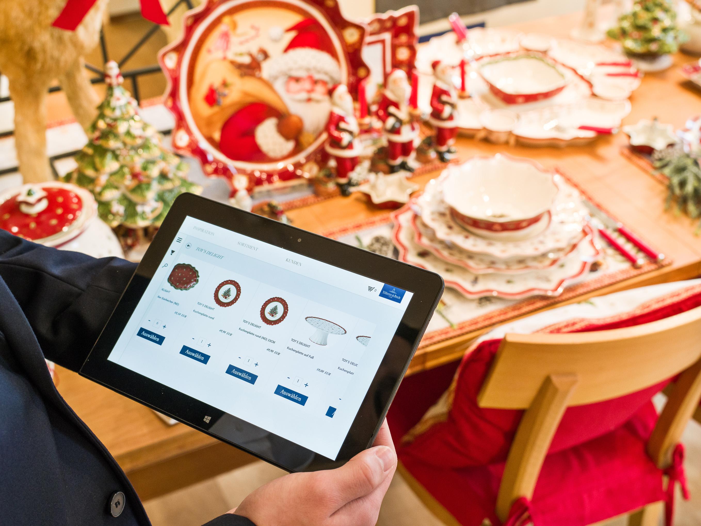 villeroy boch setzt auf click collect co im weihnachtsgesch ft pressemitteilung villeroy. Black Bedroom Furniture Sets. Home Design Ideas