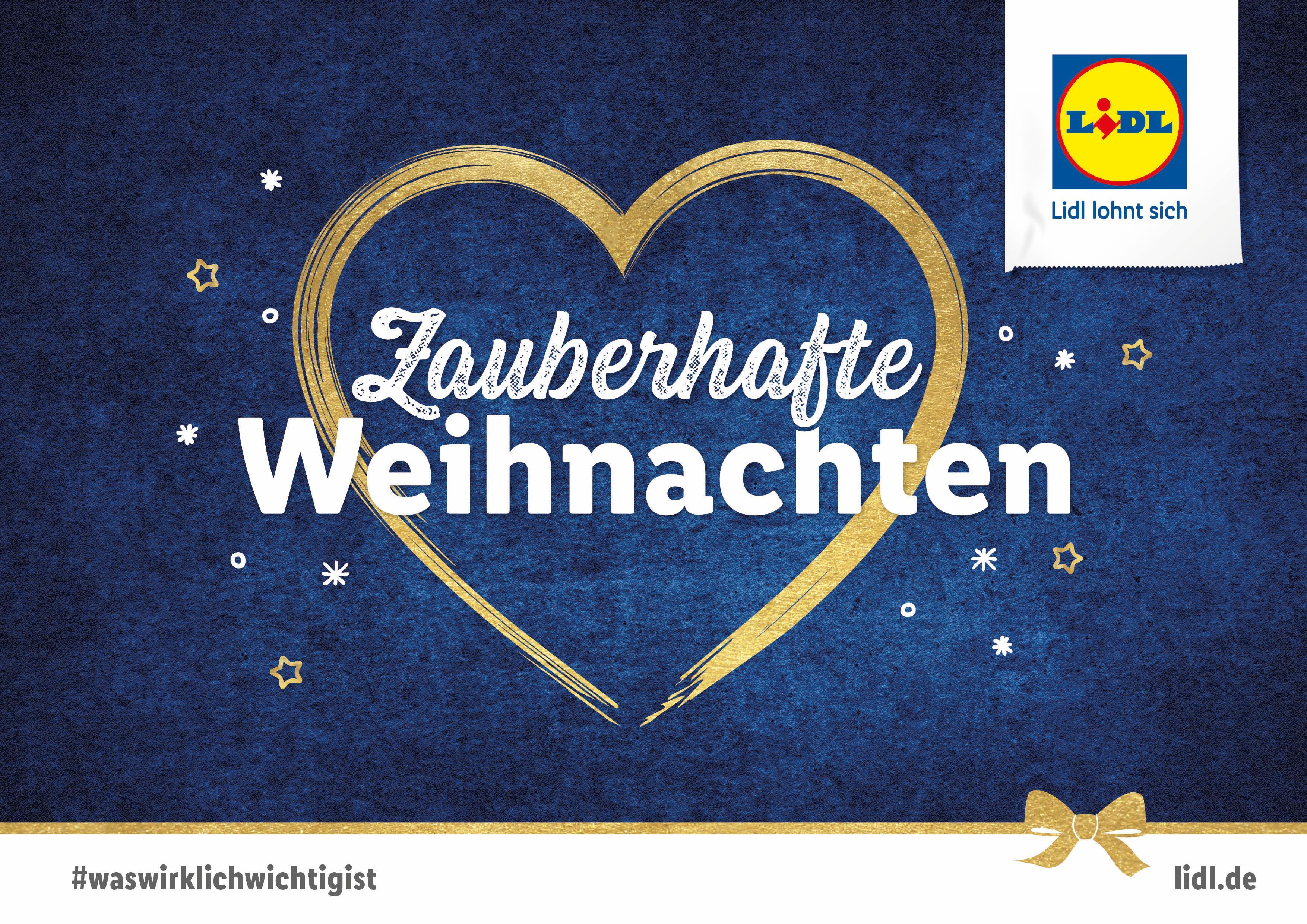 ▷ Die Lidl-Weihnachtskampagne 2018: #waswirklichwichtigist ...