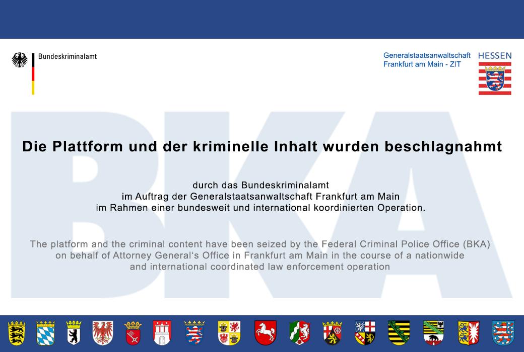 BKA: Die Generalstaatsanwaltschaft Frankfurt am Main und das ...