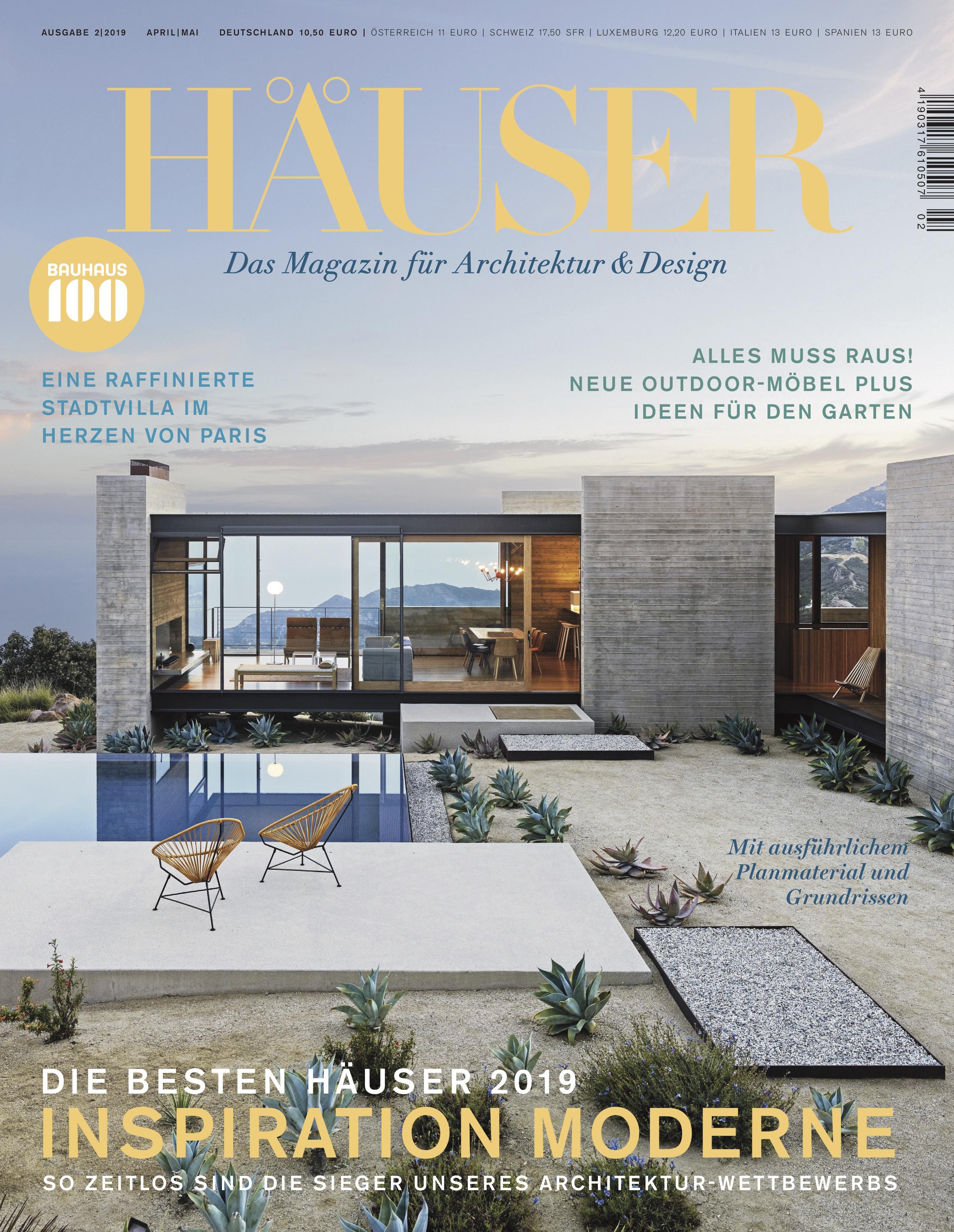 Häuser Award 2019 Die Besten Einfamilienhäuser In Der Tradition