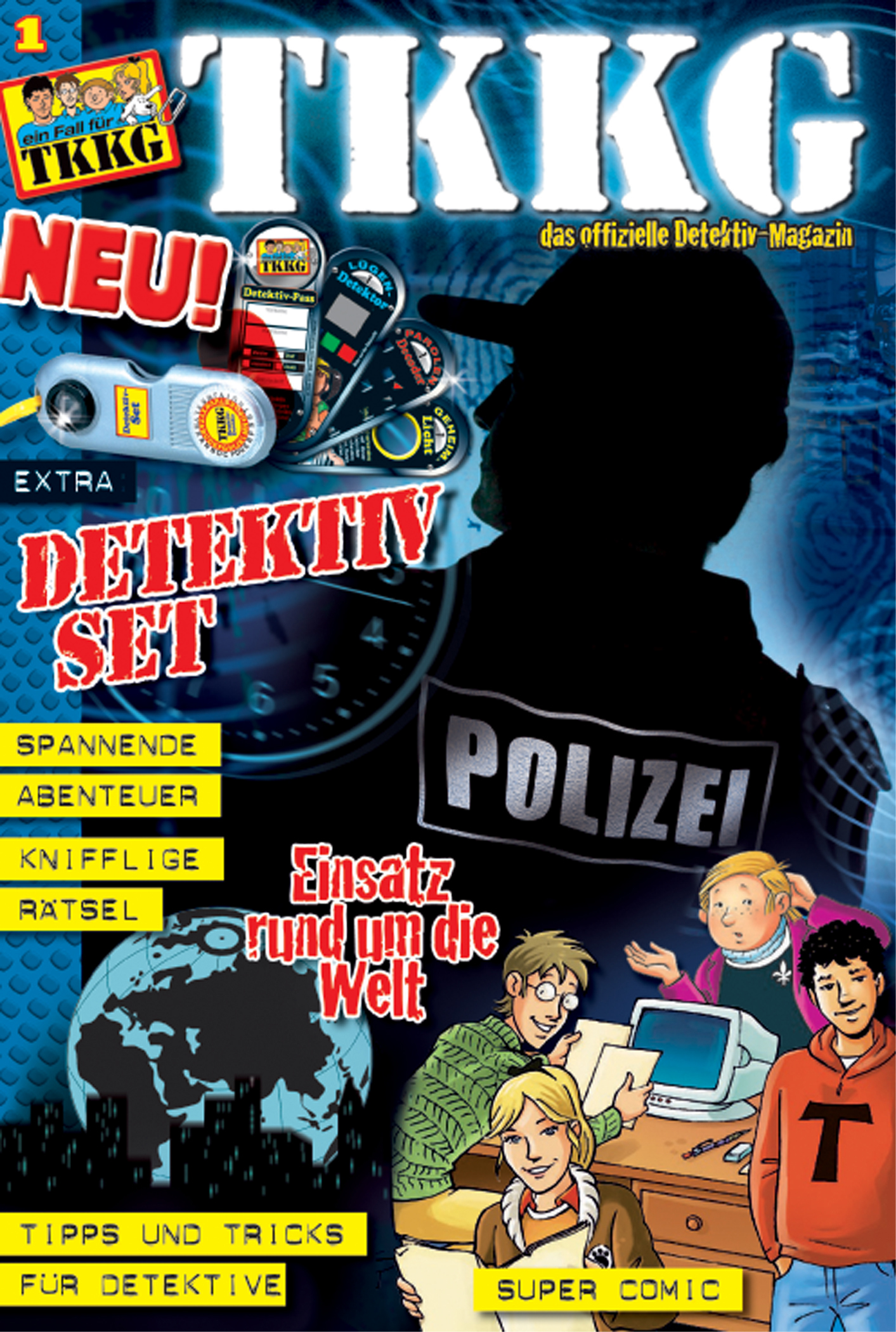 Egmont Ehapa Launcht Toy Story Magazin: Meister-Schnüffler Aufgepasst! / Egmont Ehapa Launcht