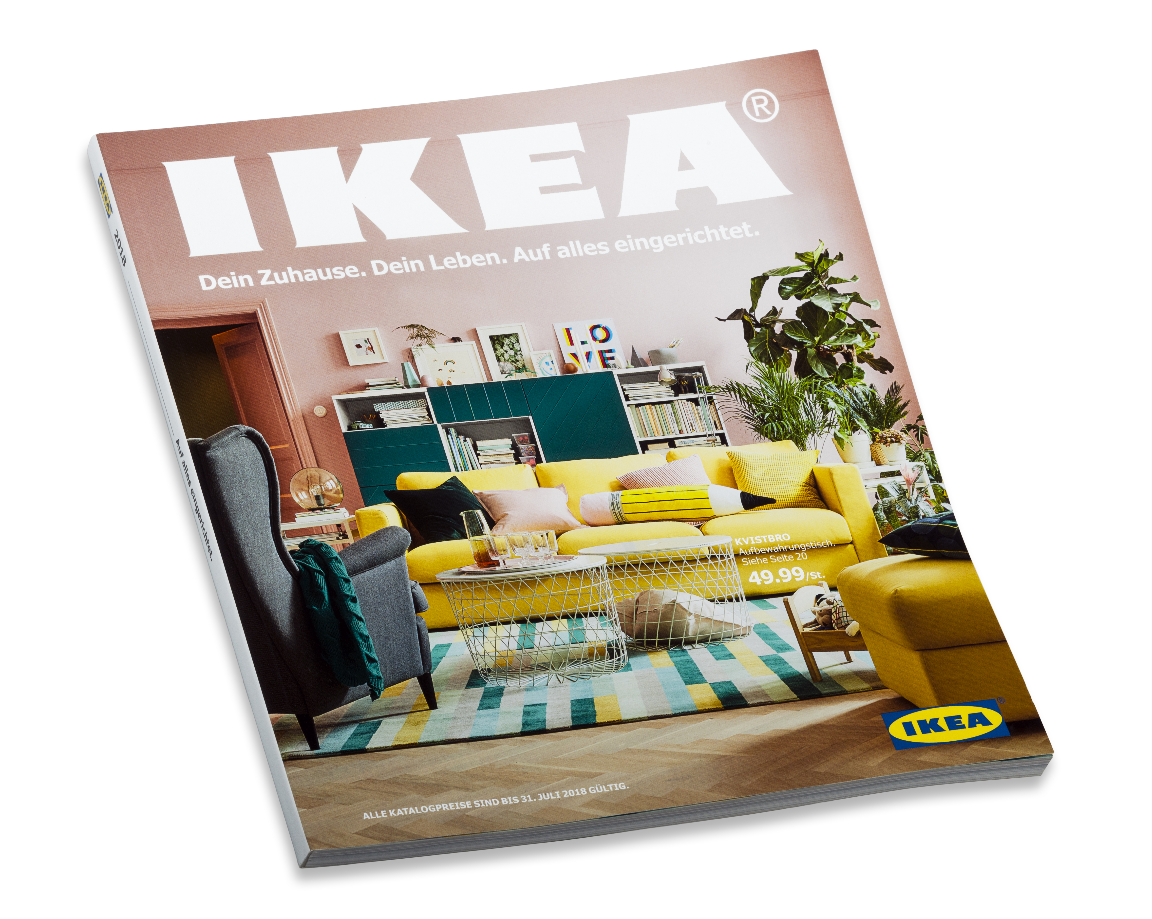 neuer ikea katalog 2018 home accesories. Black Bedroom Furniture Sets. Home Design Ideas