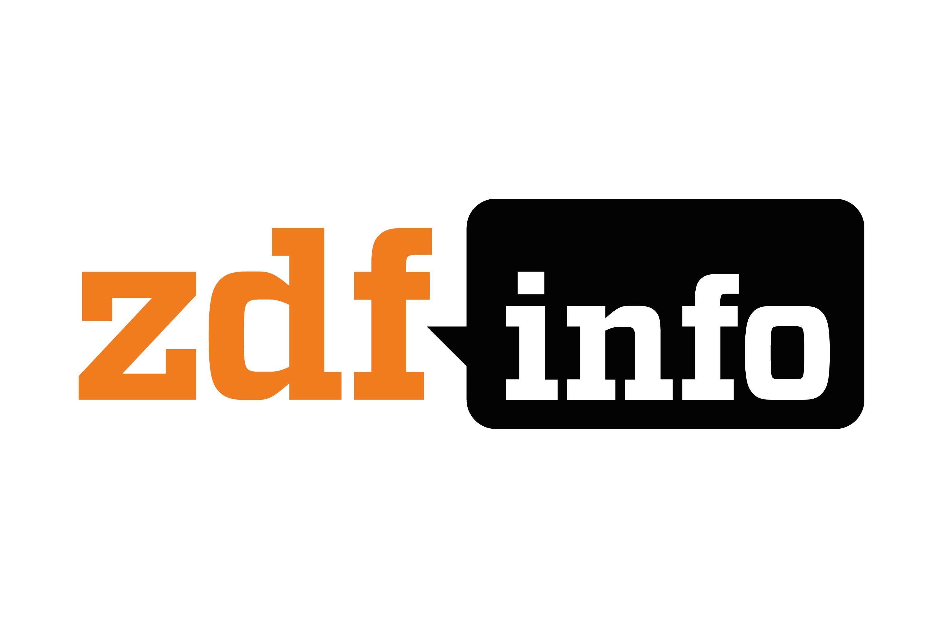 Bildergebnis für fotos vom logo des tv-senders zdfinfo