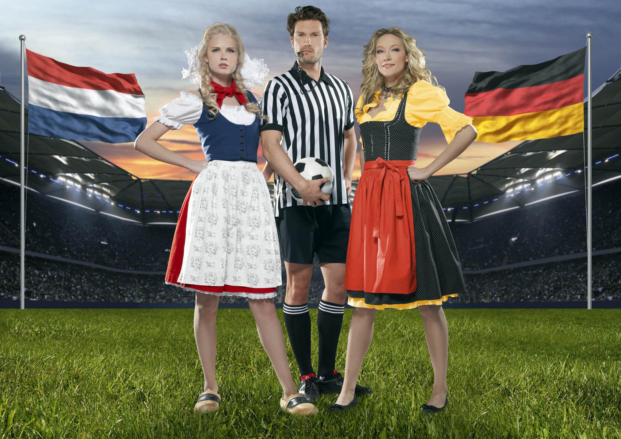 Deutschland Gegen Holland Das Grosse Duell Live In Sat 1