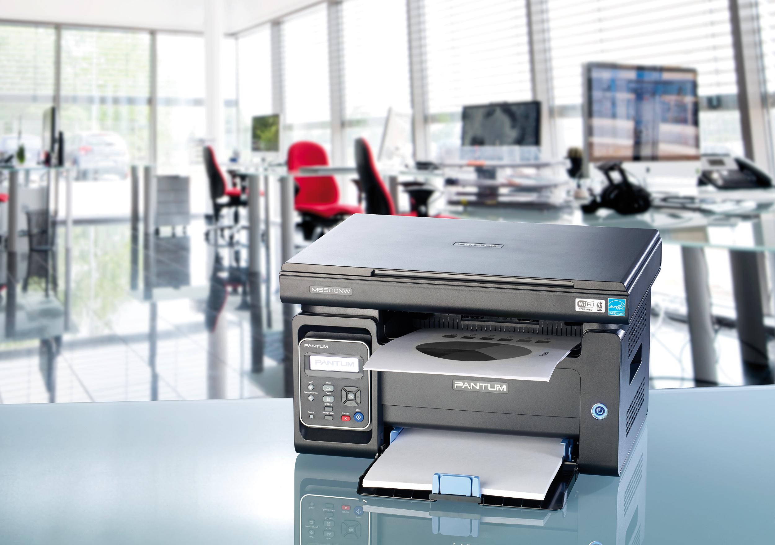 Pantum Profi-Drucker jetzt auch in Deutschland / Optimale Ausdrucke ...