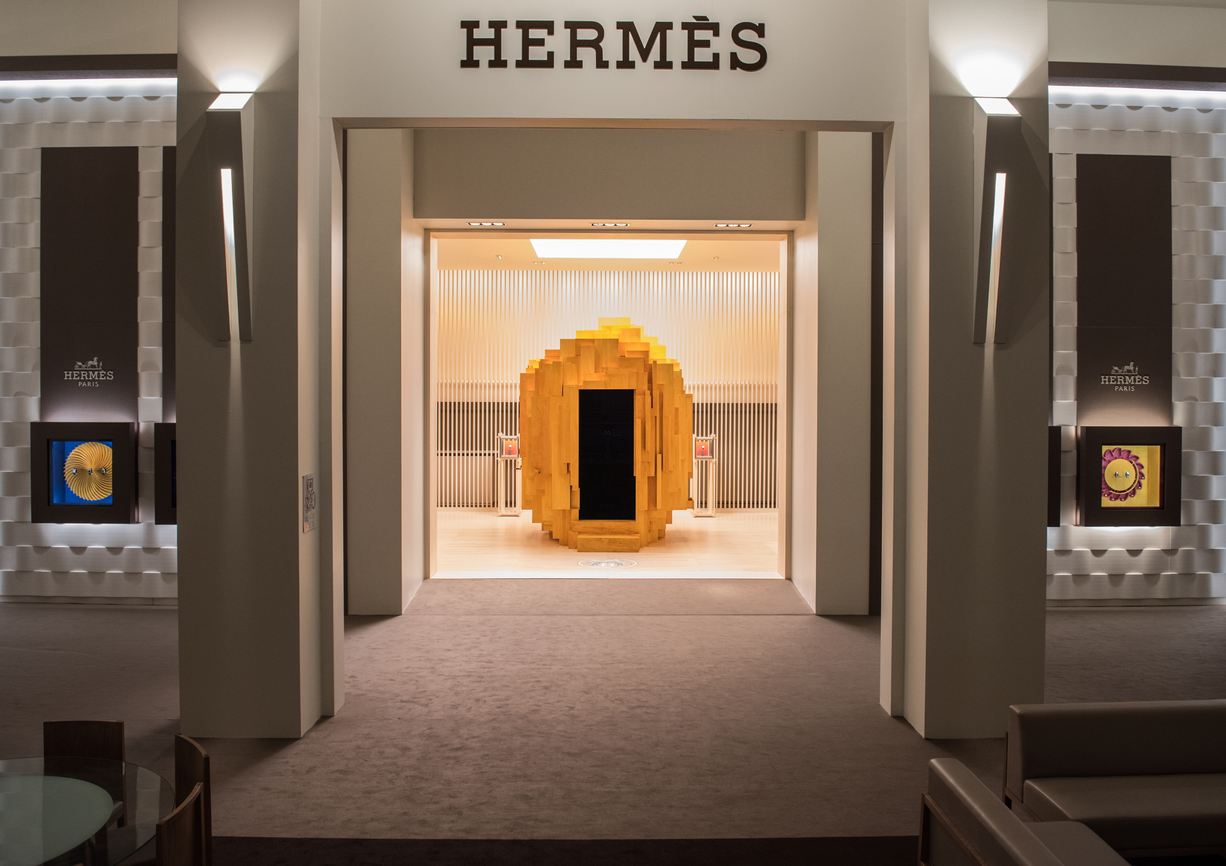 Hermès at the Salon International de la Haute Horlogerie (SIHH) 2018 ...