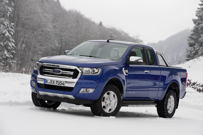 Ford Erzielt Im Ersten Quartal 2017 Ein Weiteres Plus Auf