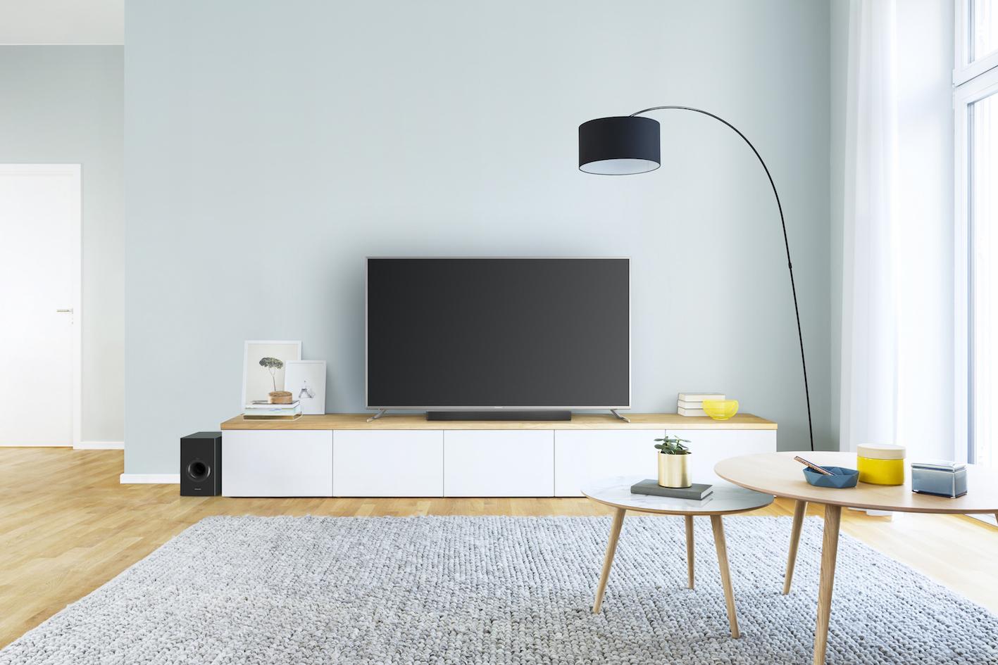▷ Panasonic Soundbars SC-HTB688 und HTB494 / Heimkino, TV und Musik ...