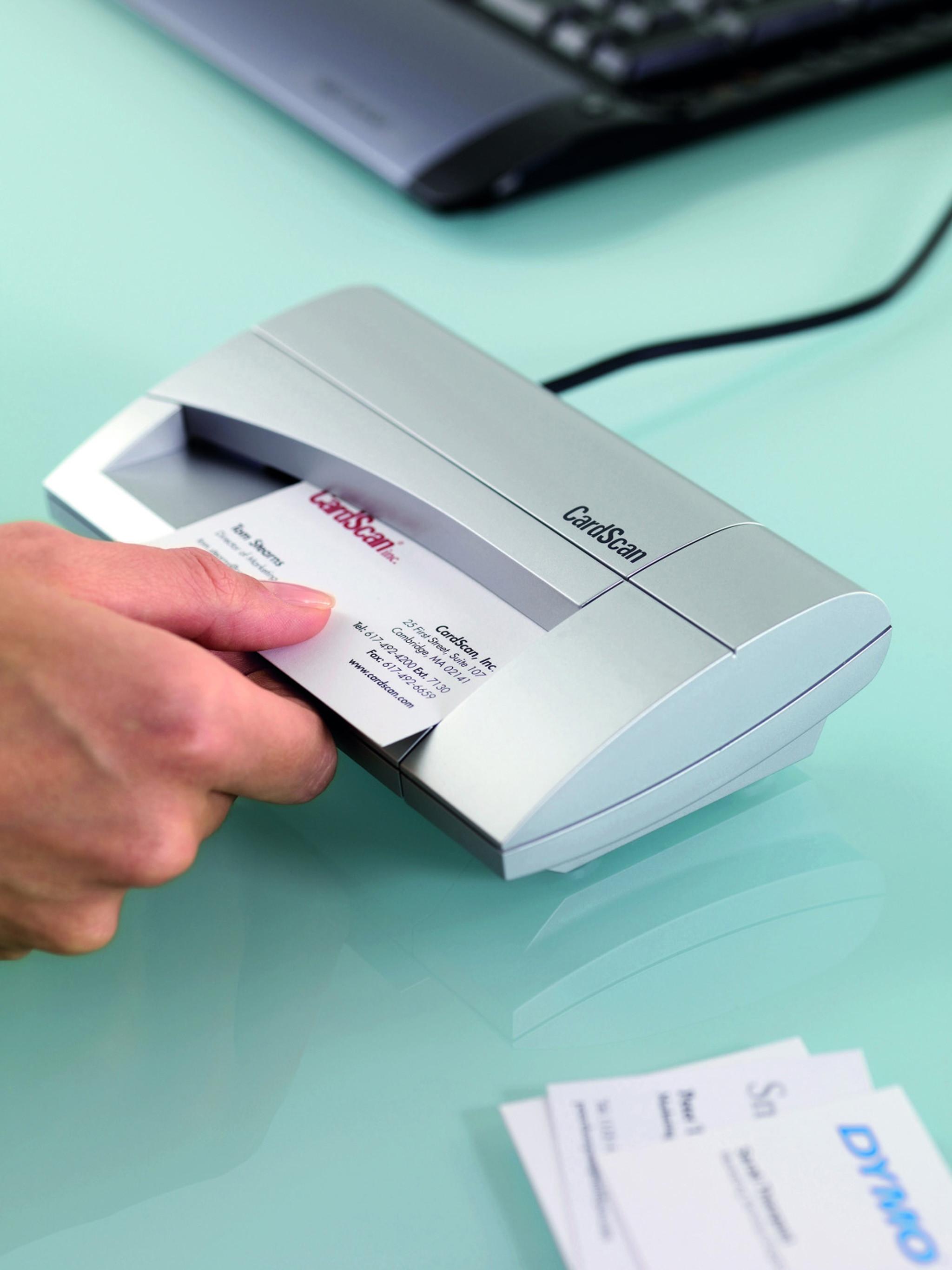 Cardscan Mit Erfolgreicher Online Kampagne Presseportal