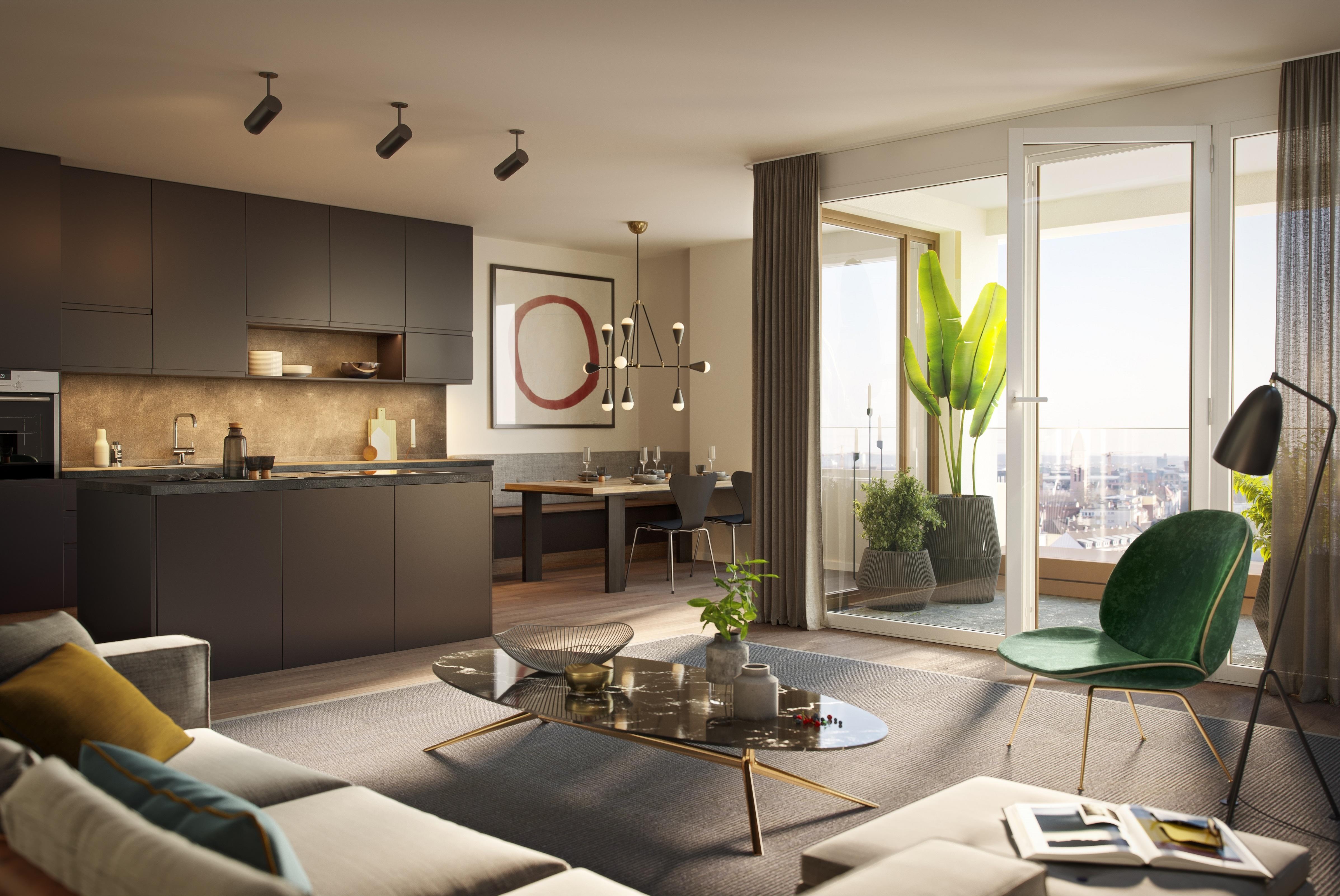 ▷ 40 Prozent der Wohnungen in SOLID Home verkauft | Presseportal