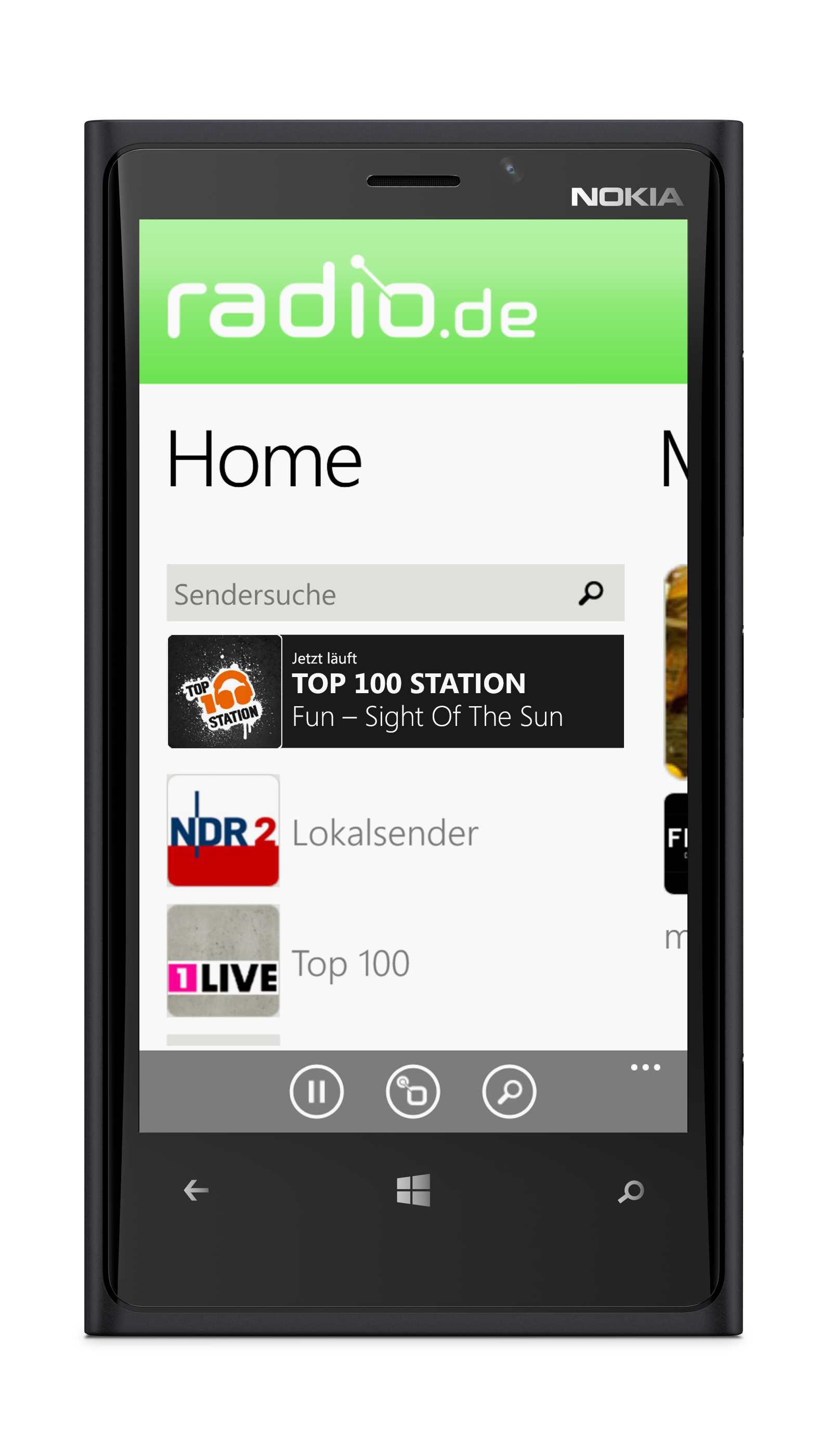 Sunmaker App Fur Windows Phone