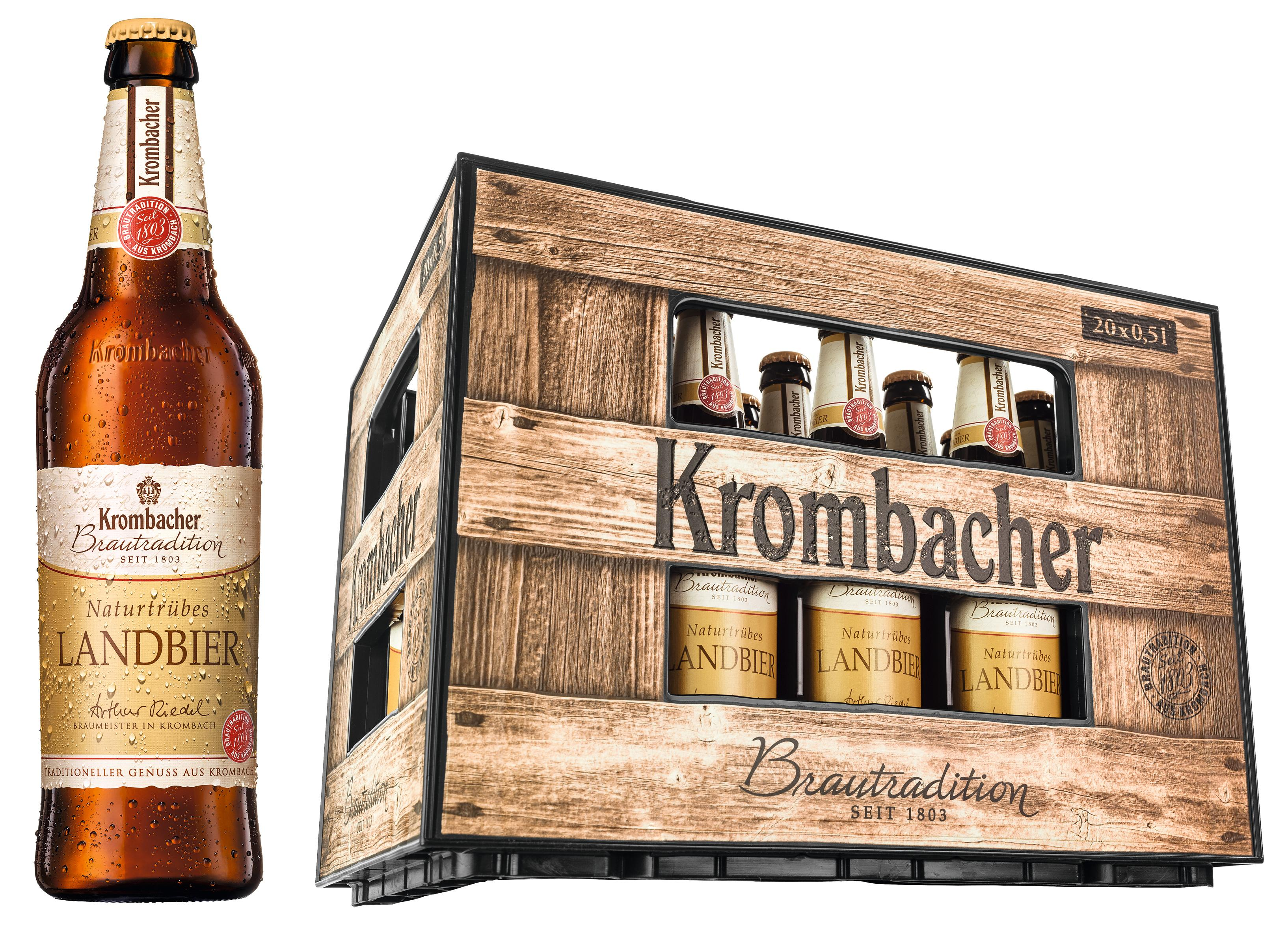 krombacher setzt erfolgskurs mit neuprodukten fort presseportal. Black Bedroom Furniture Sets. Home Design Ideas