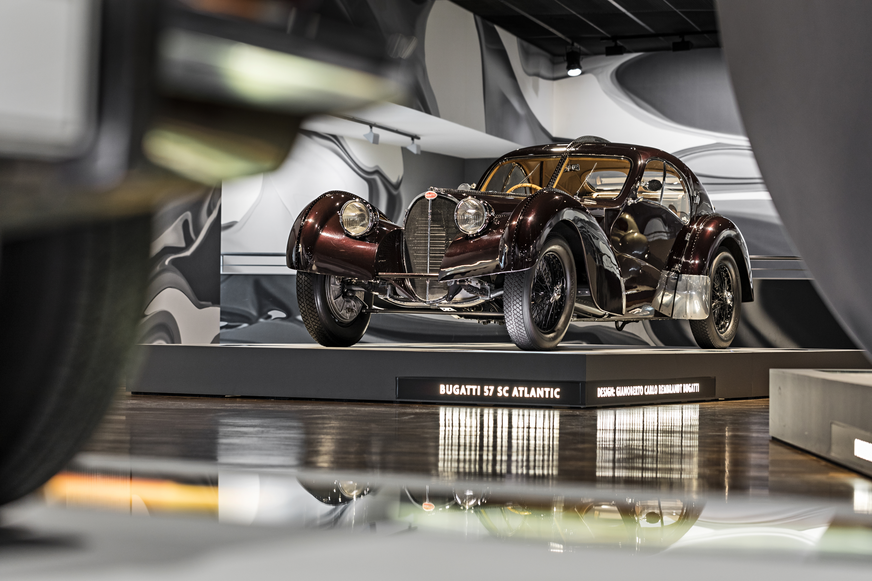 Autostadt Story Bugatti Type 57 Atlantic Eine Ikone Voller Ratsel Presseportal