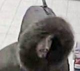 Personenfahndung nach bewaffnetem Raub - Wer kennt diesen Mann?