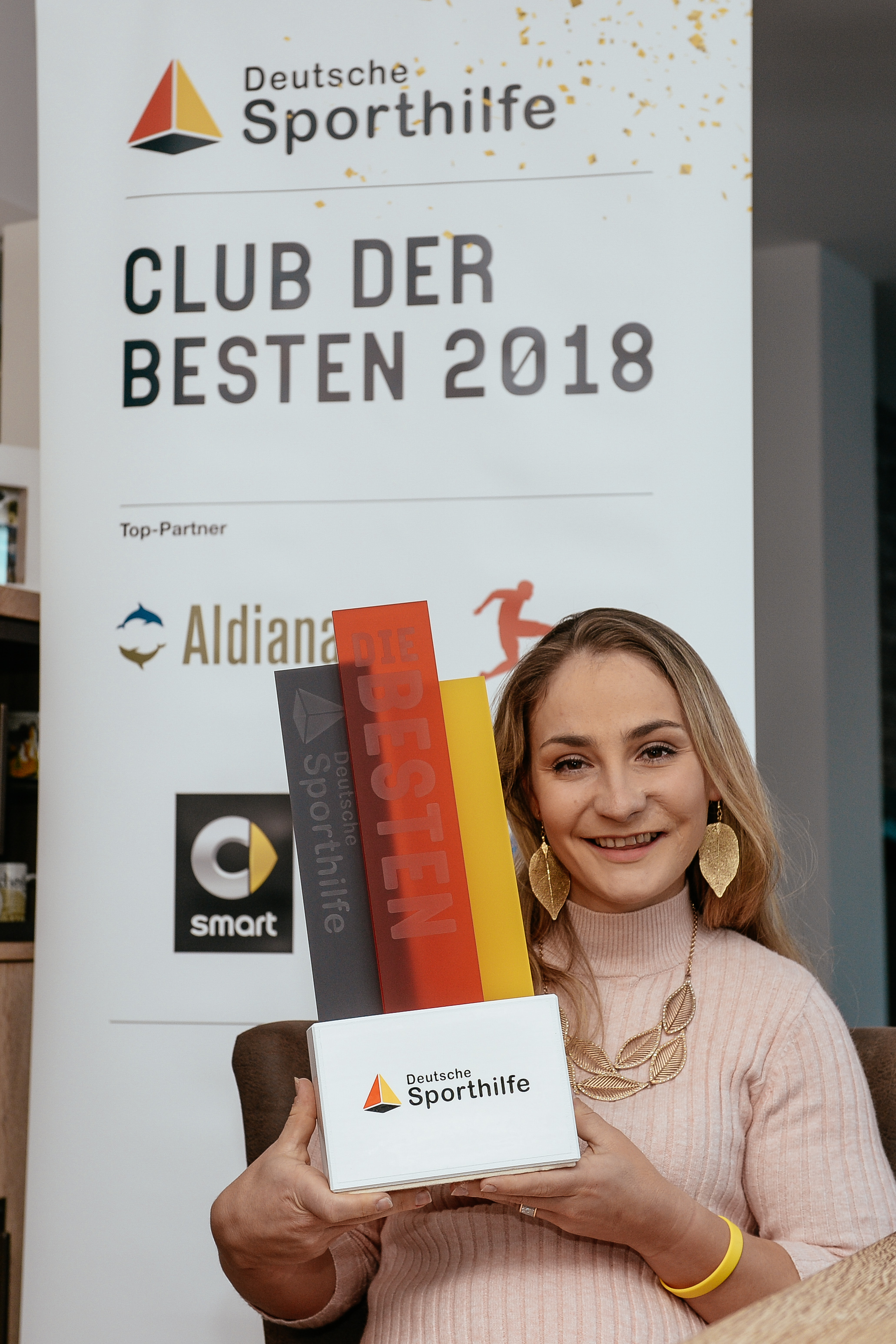 deutschlands spitzensportler haben gew hlt kristina vogel ist die beste 2018 presseportal. Black Bedroom Furniture Sets. Home Design Ideas